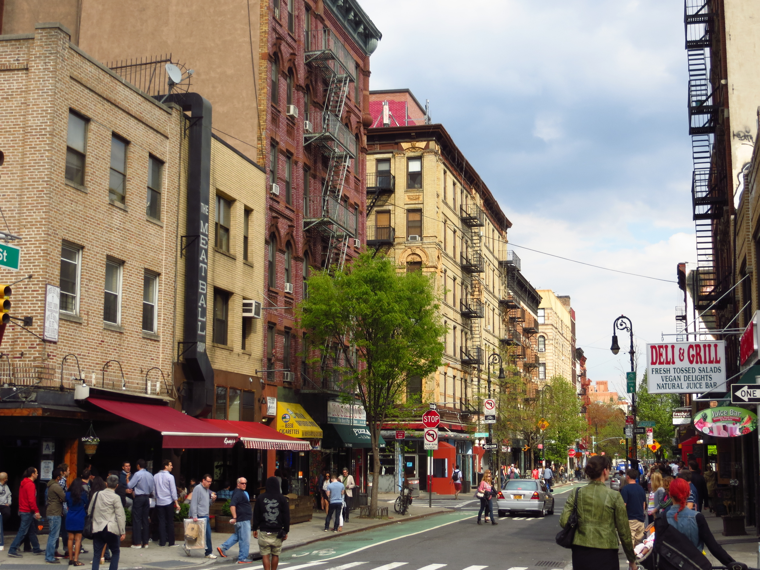 Lower East Side St.