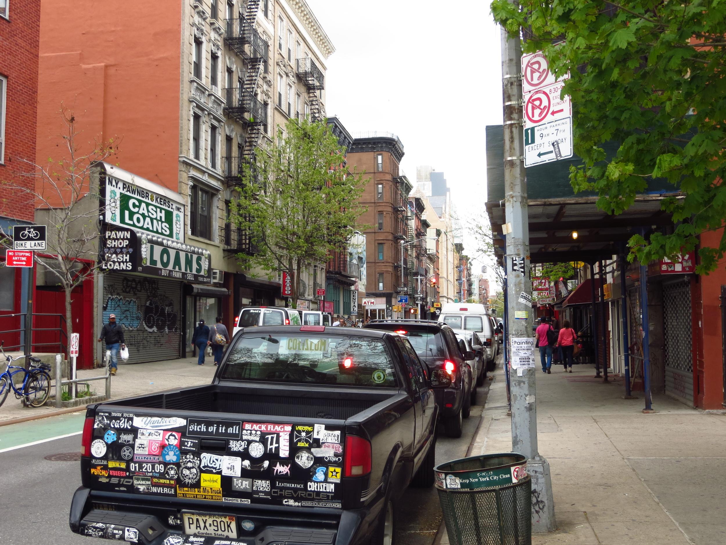 Lower East Side street #2