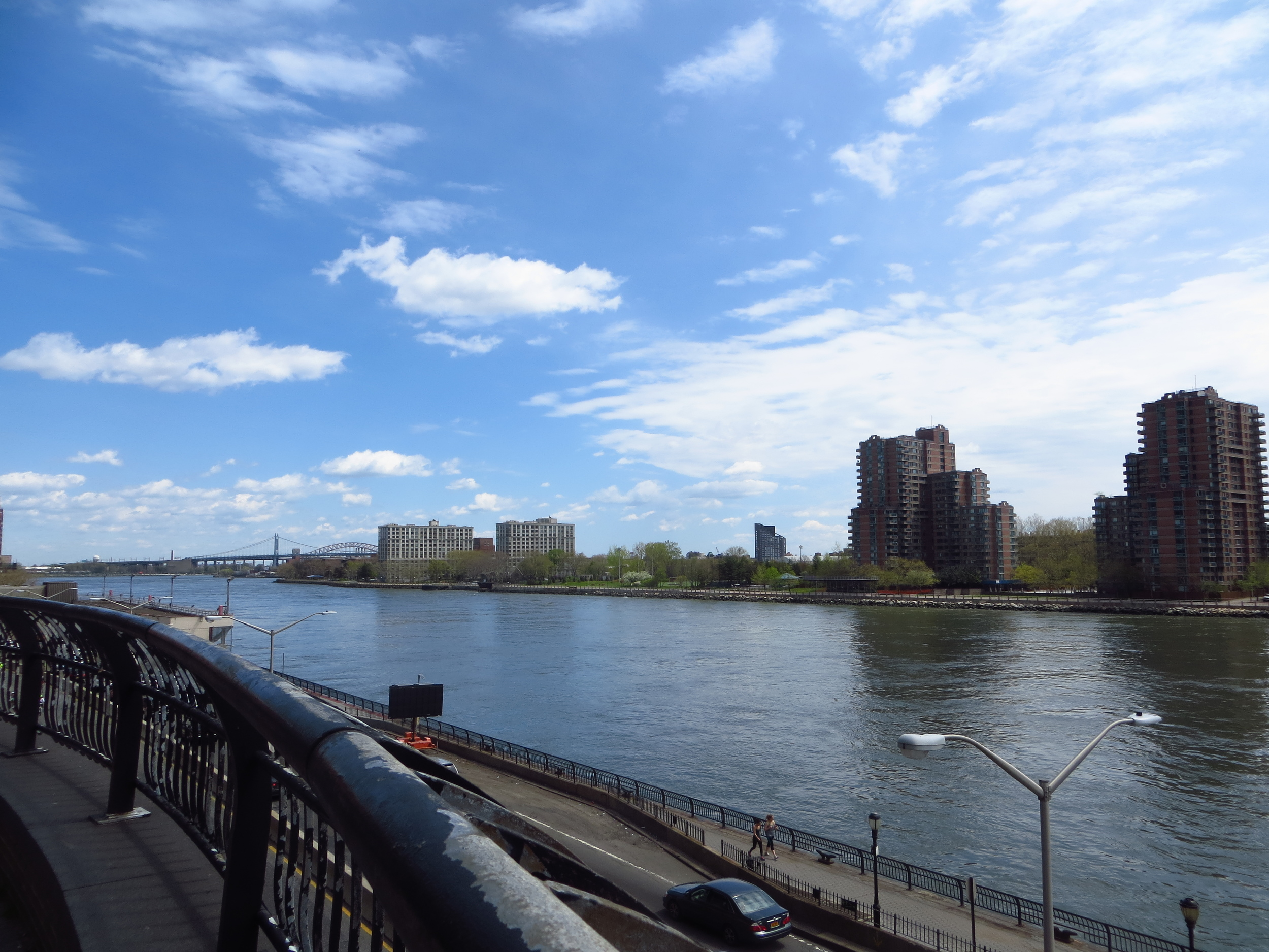 View of Roosevelt Island