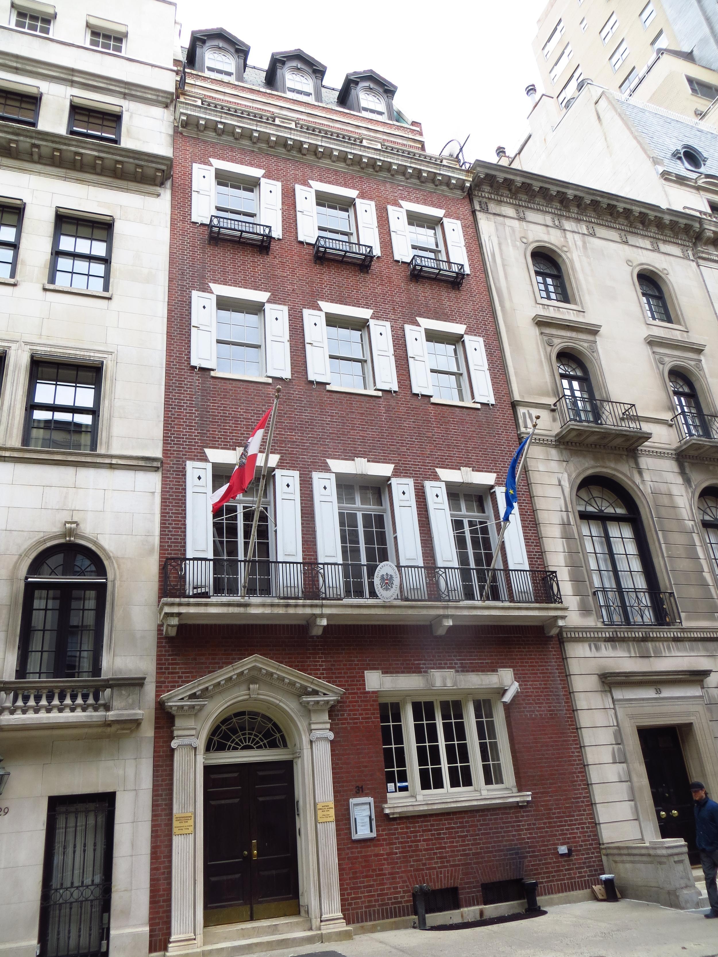 Austrian consulate