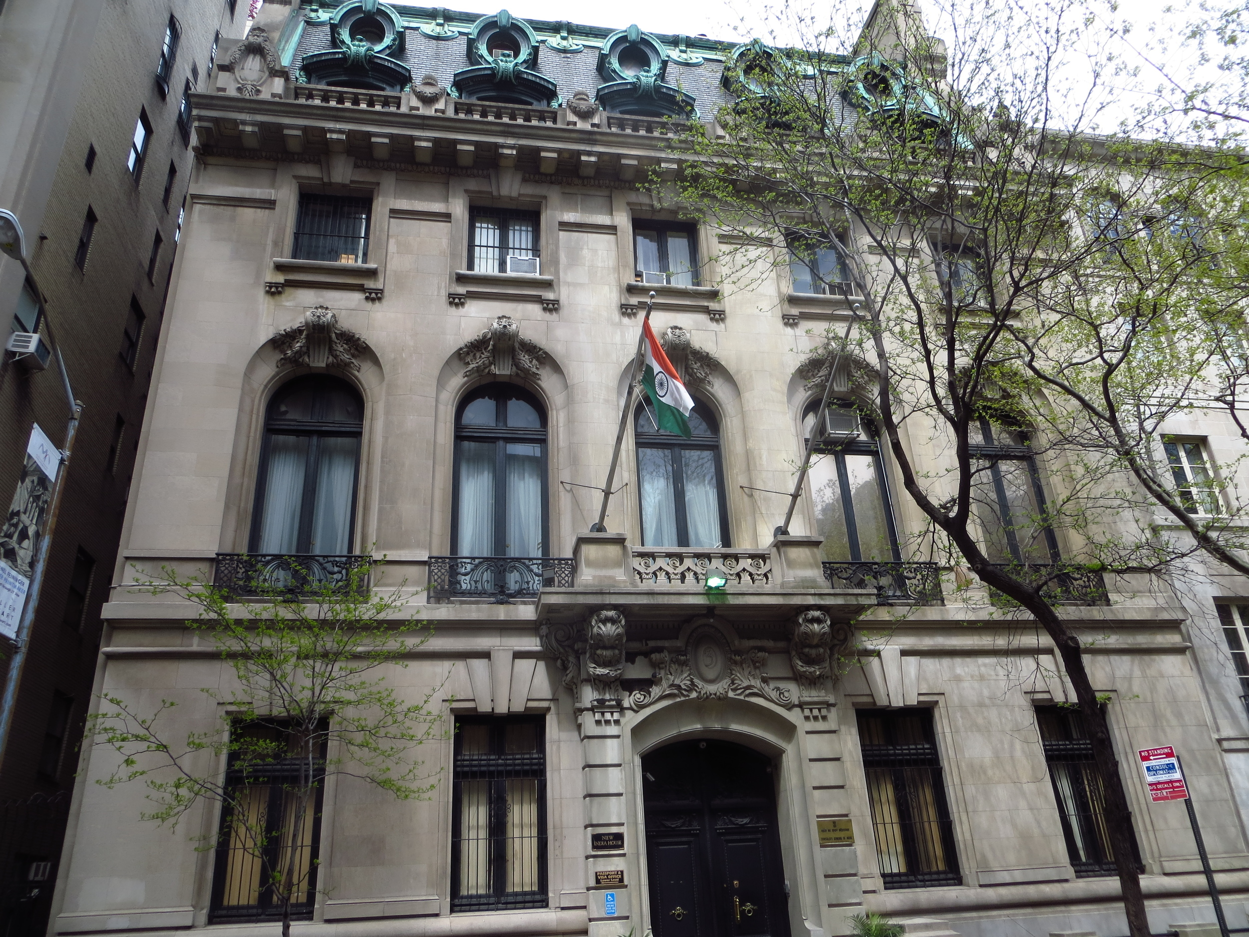 Indian consulate