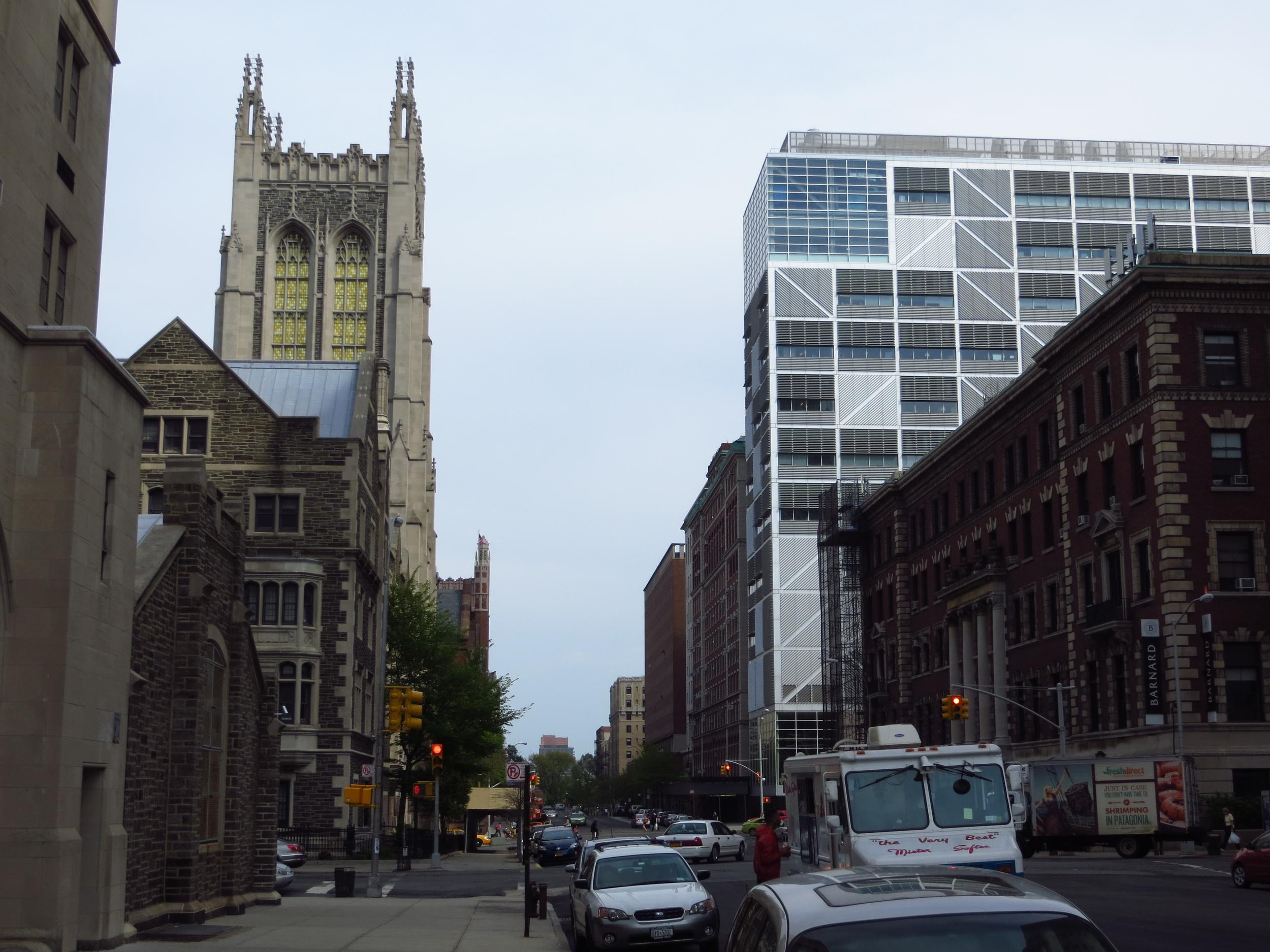 Church and Columbia School of Engineering