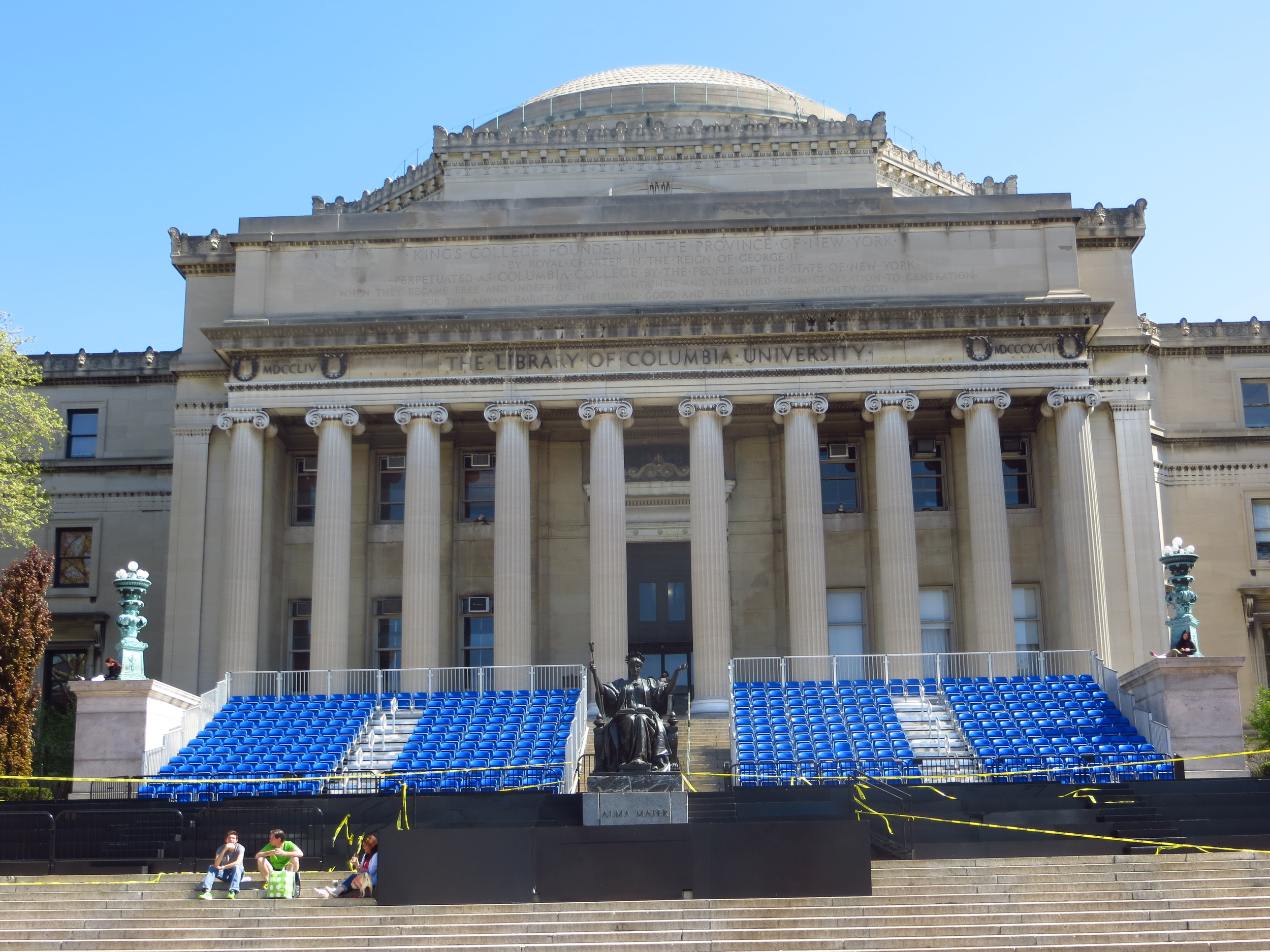 Columbia library
