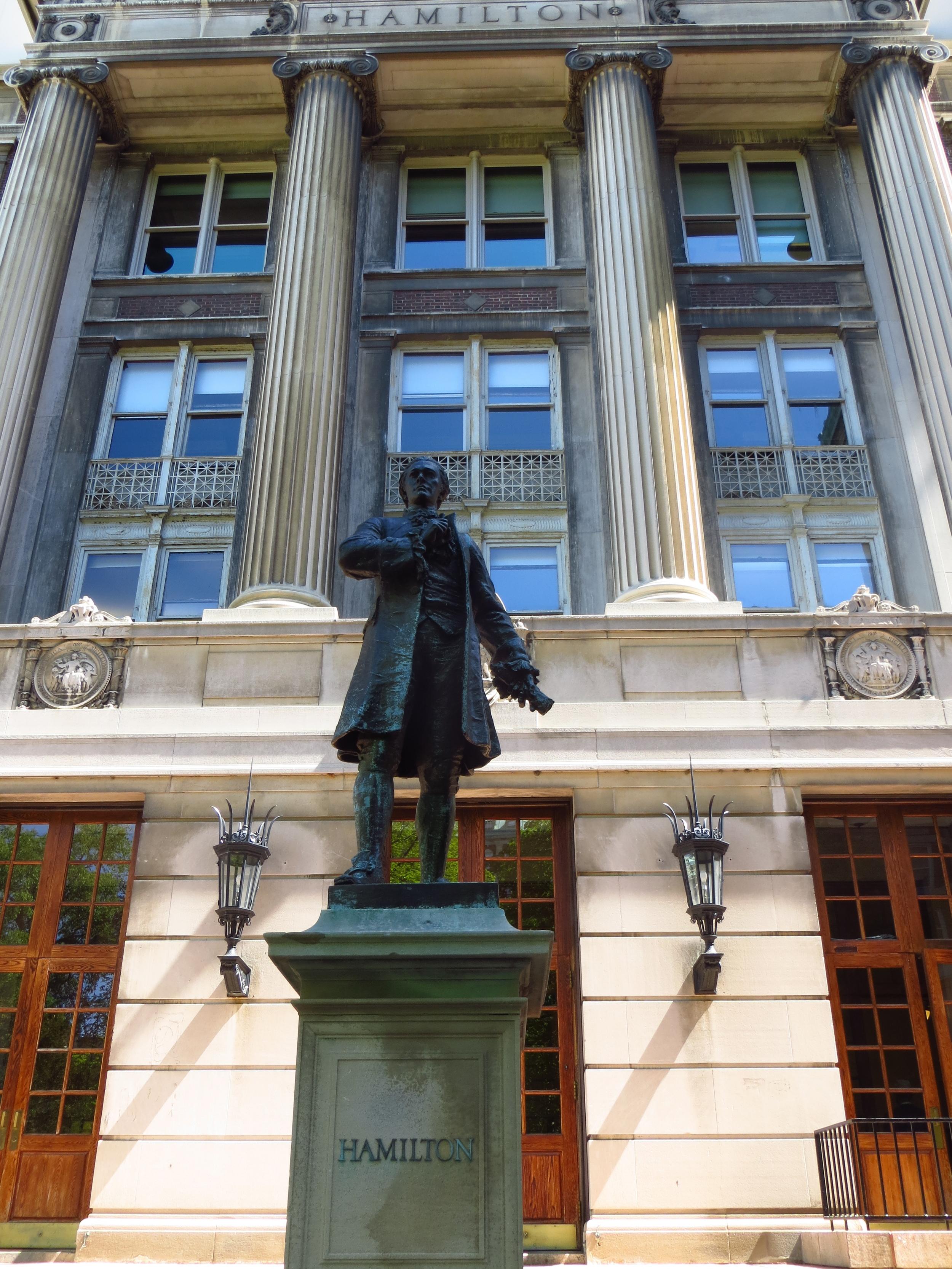 Alexander Hamilton (Columbia alum)