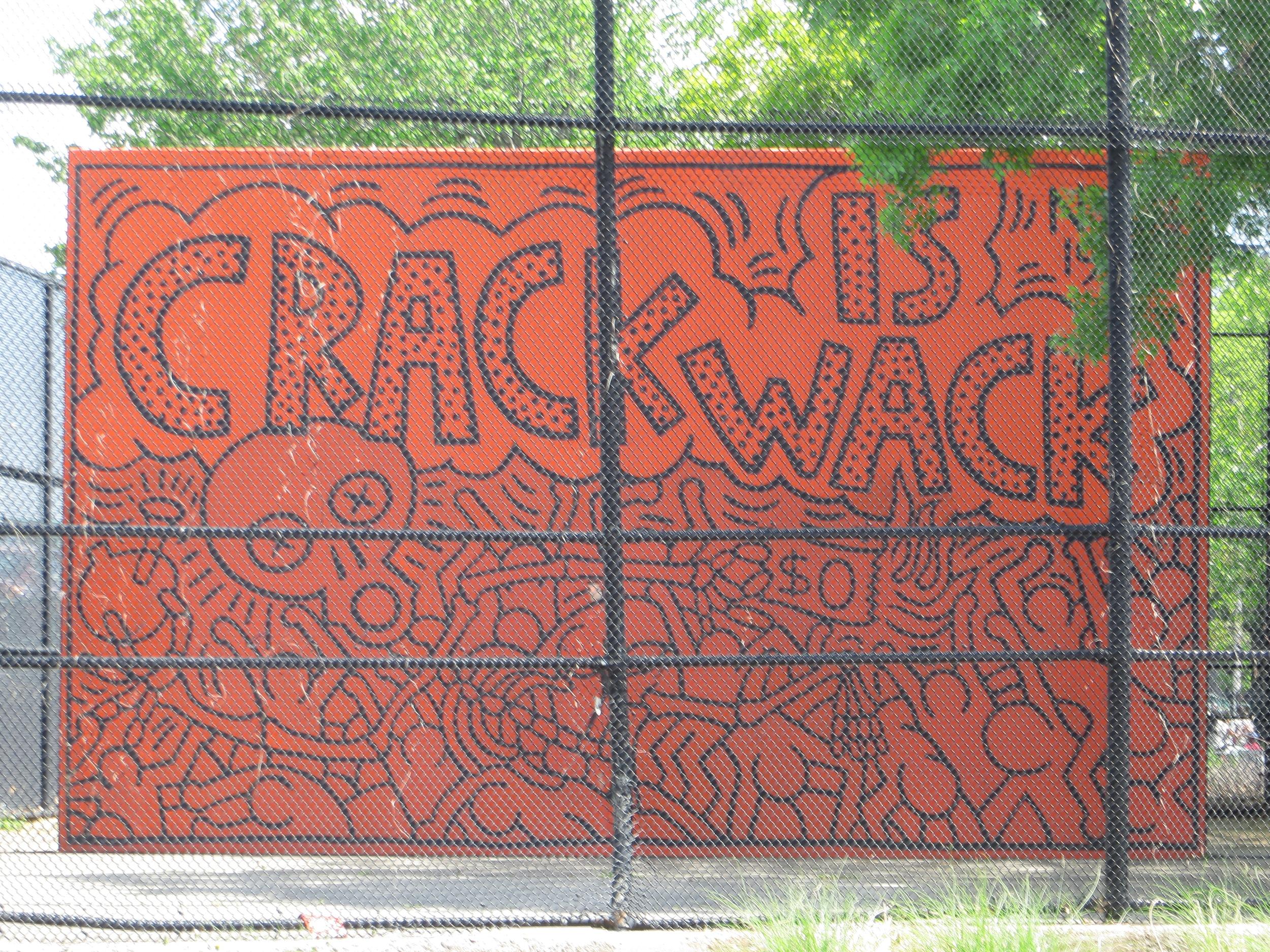 Crack is Wack Mural (1986)