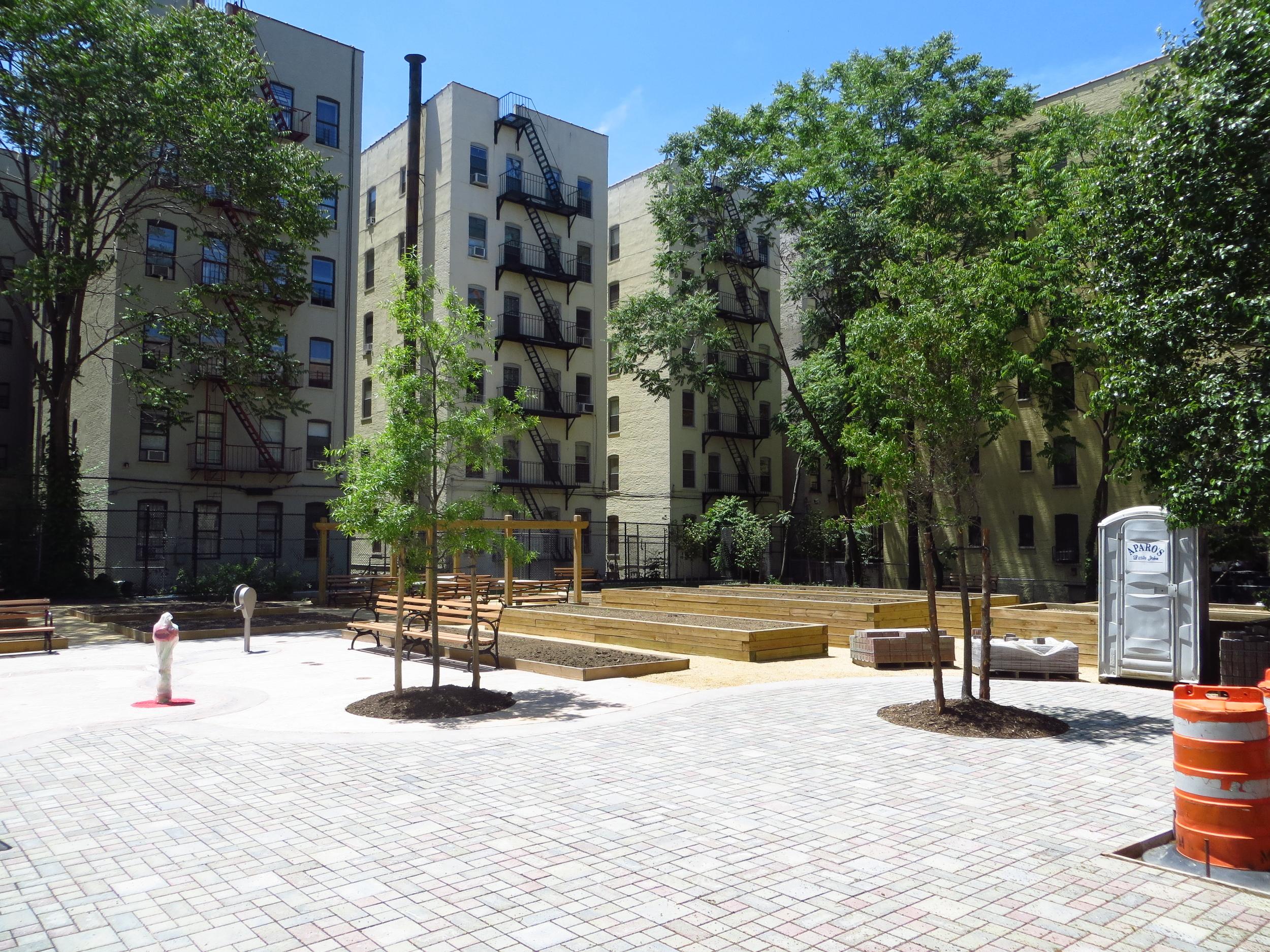 Future community garden