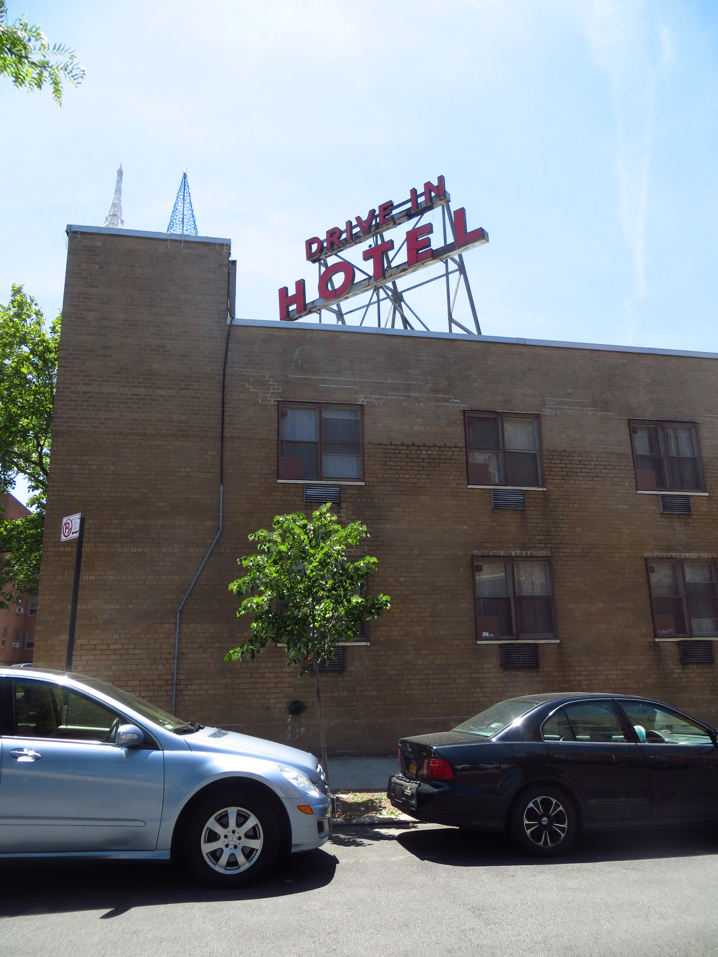 Otherwise known as a motel