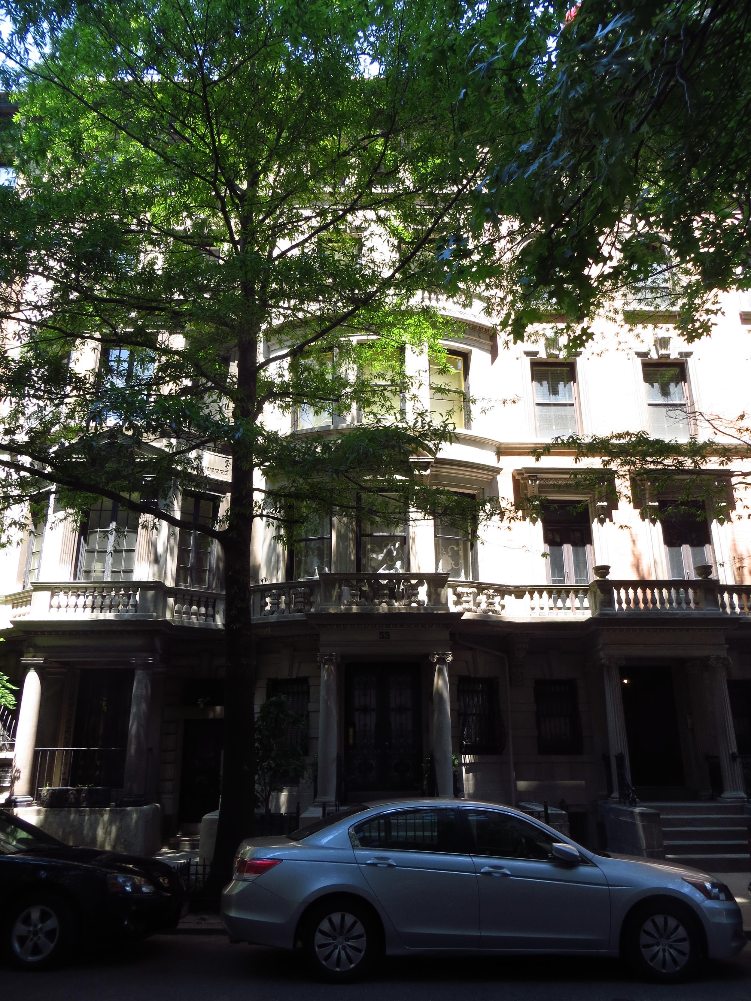 Eleanor Roosevelt's other UES mansion