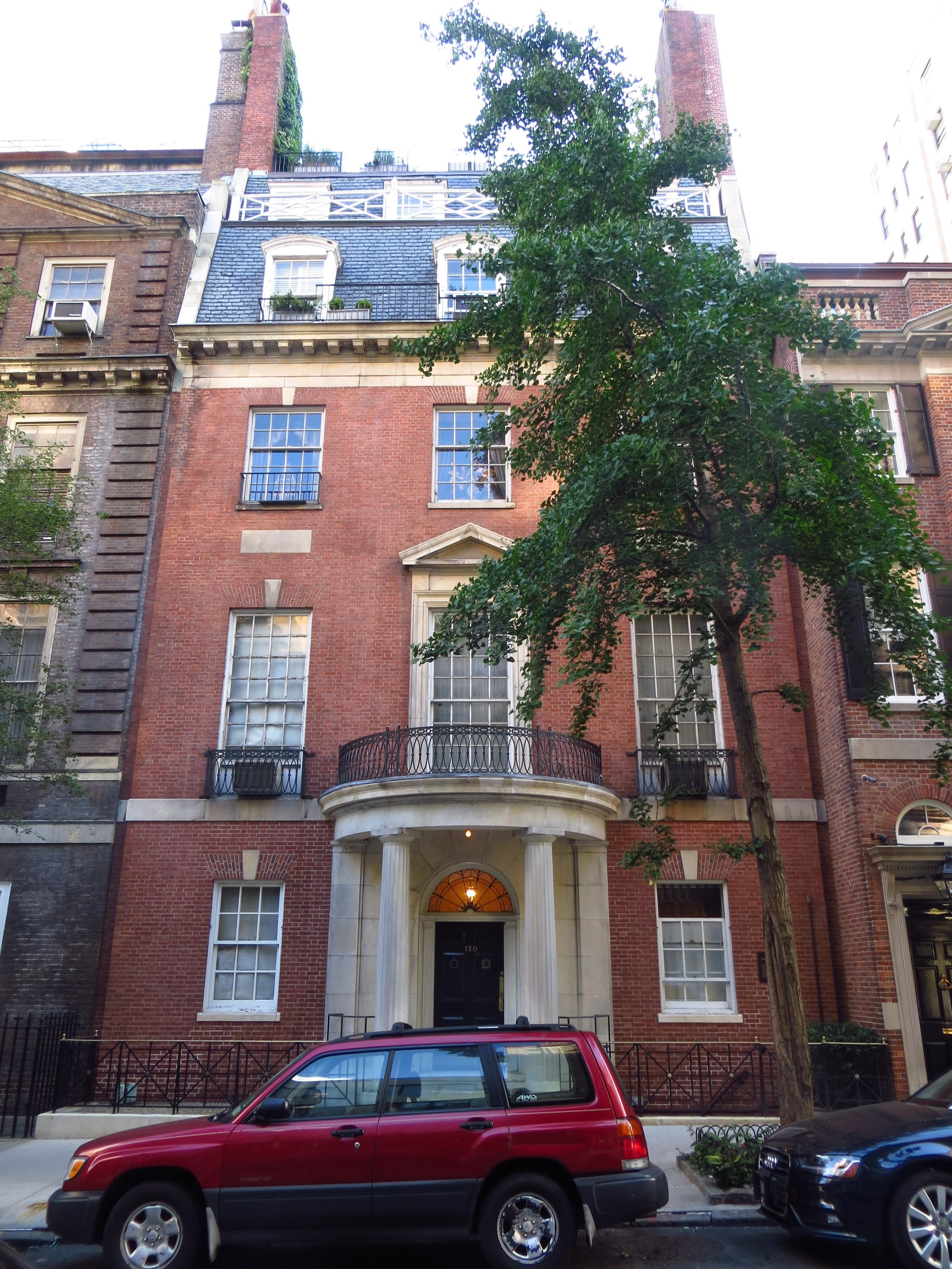 George & Martha Whitney House