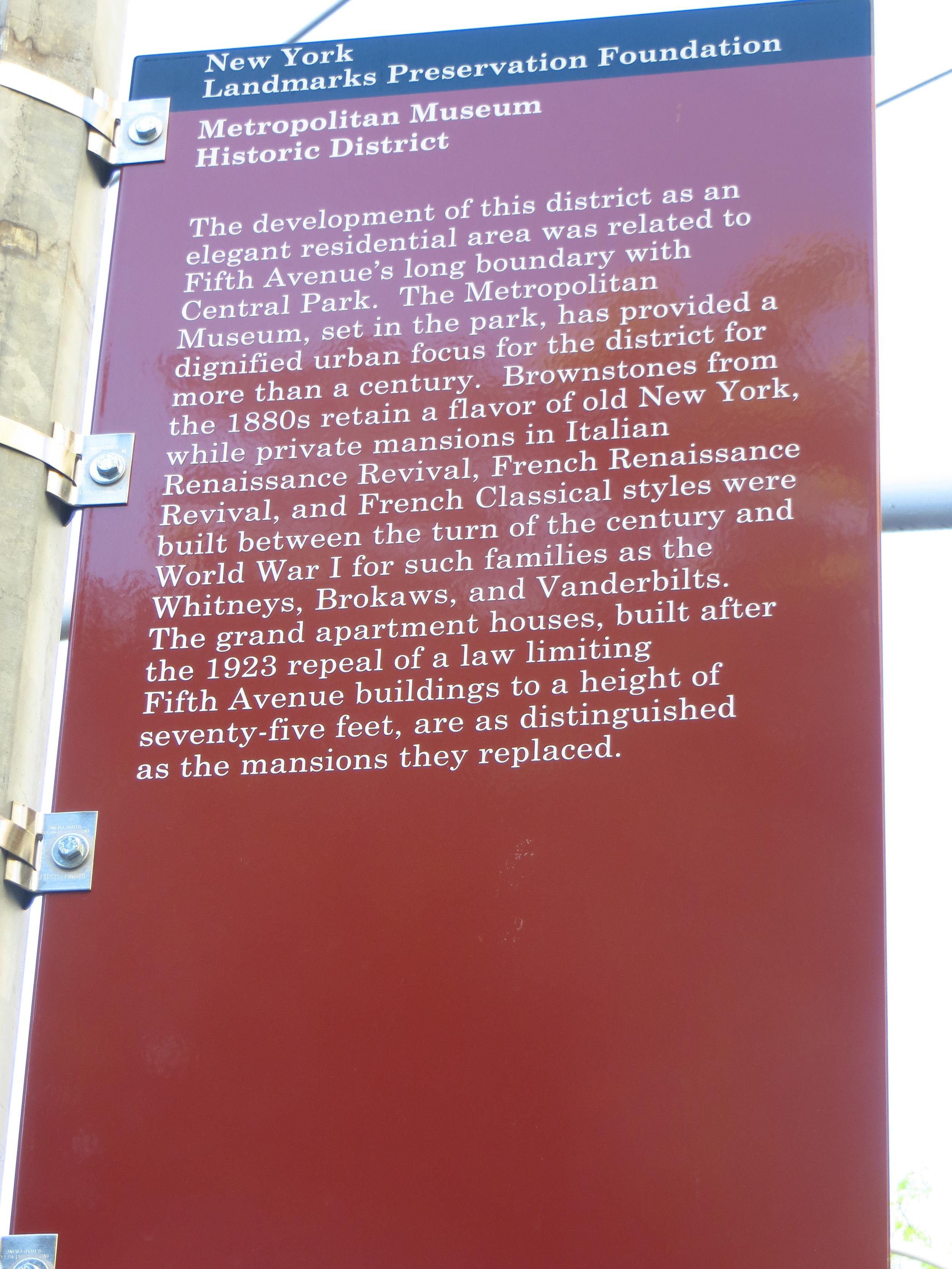 Historical info