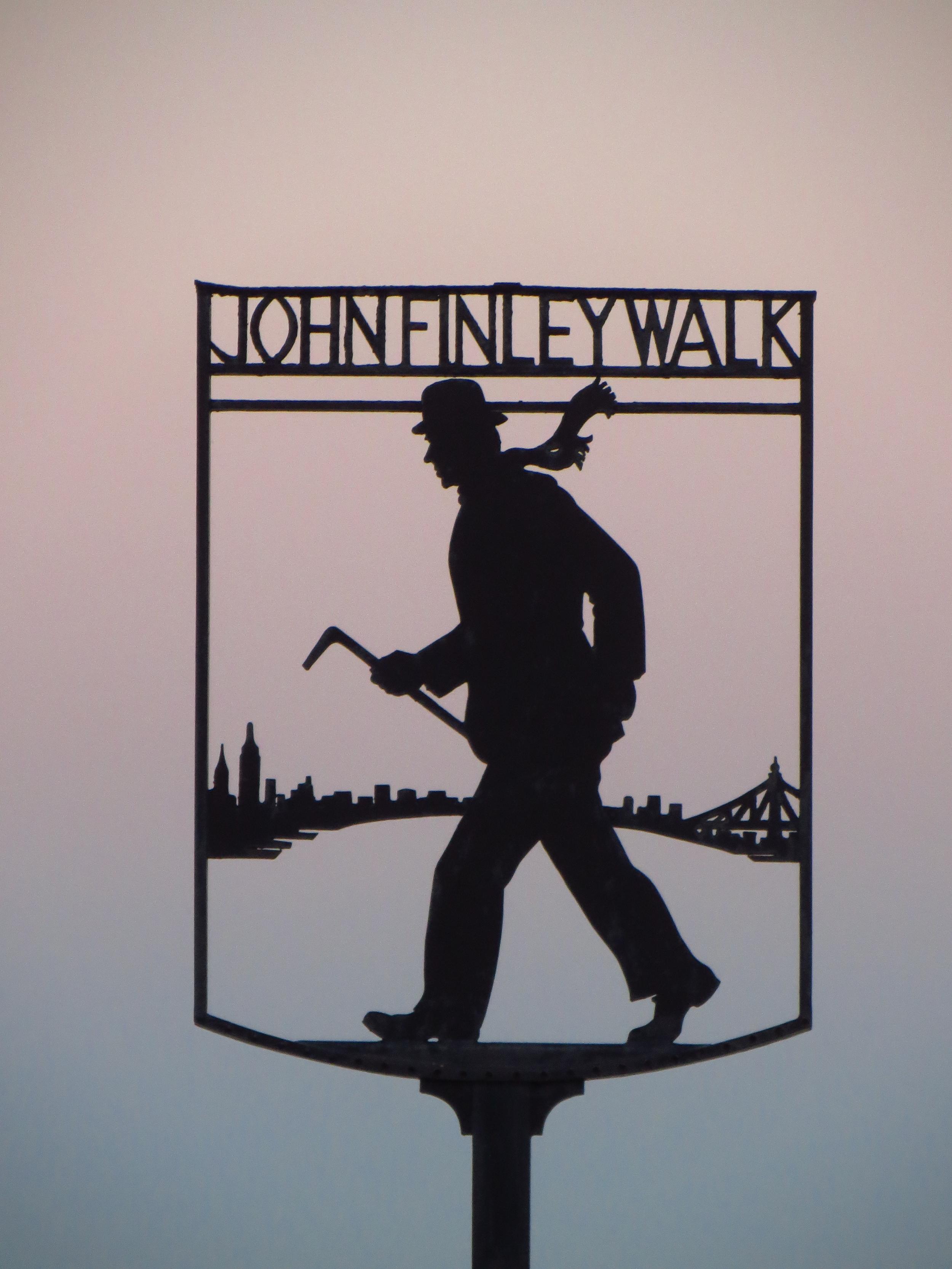 John Finley Walk in Carl Schurz Park