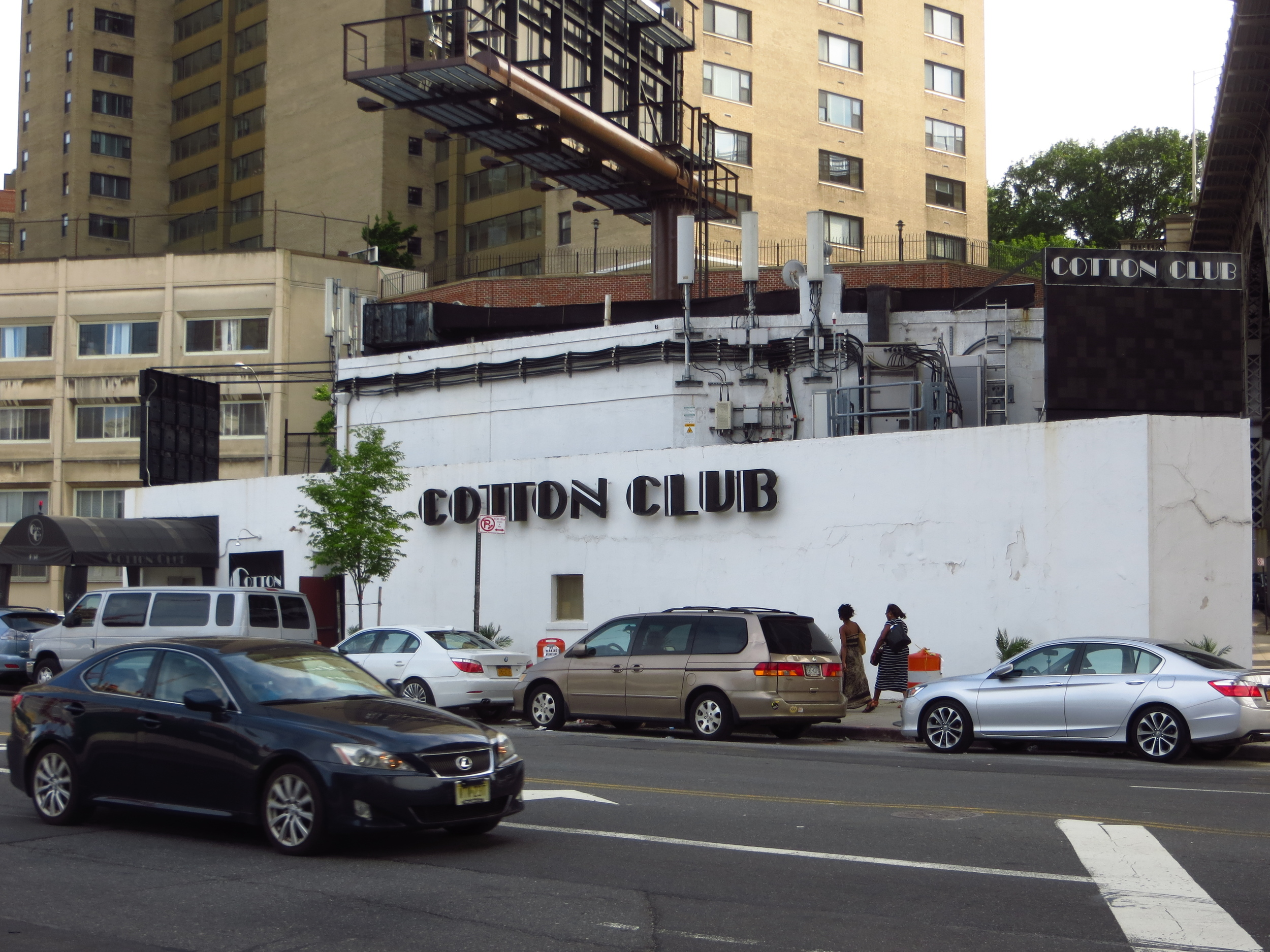 Reincarnated Cotton Club