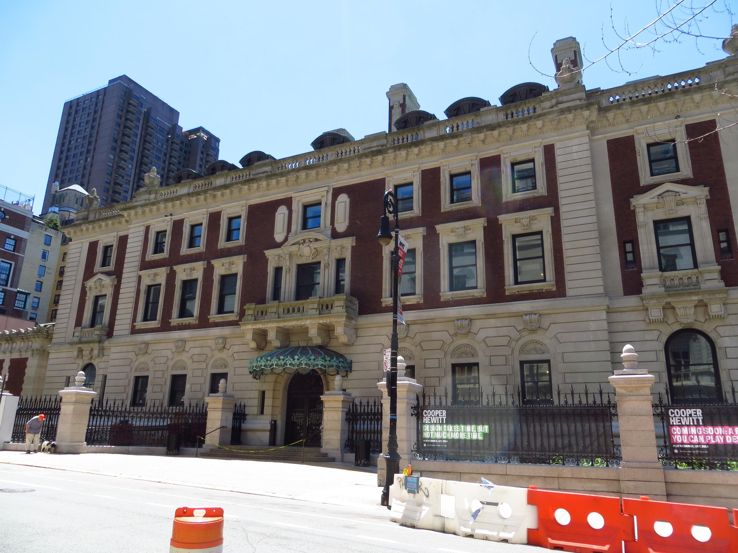 Andrew Carnegie Mansion (b. 1903)