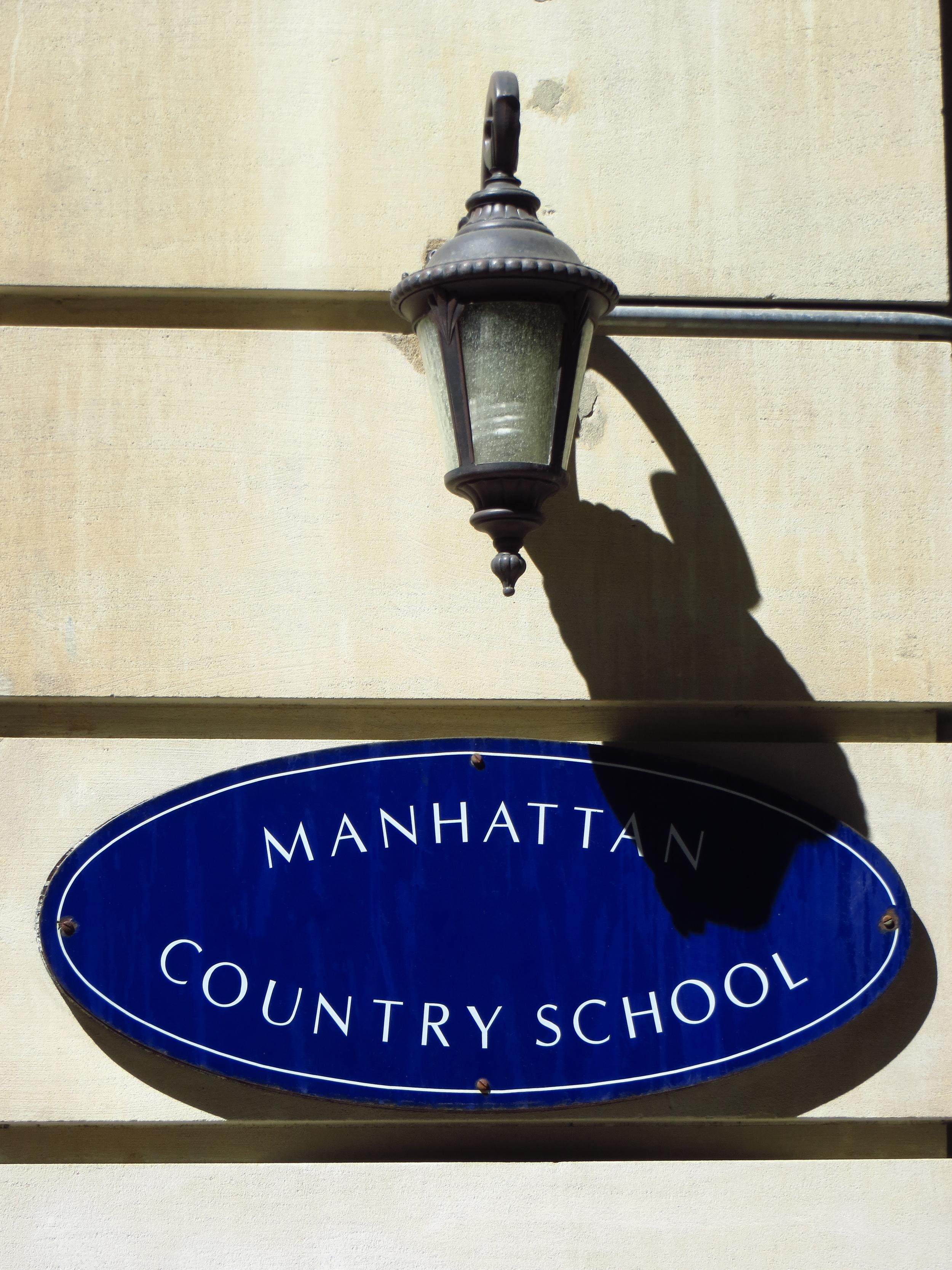Manhattan Country School...