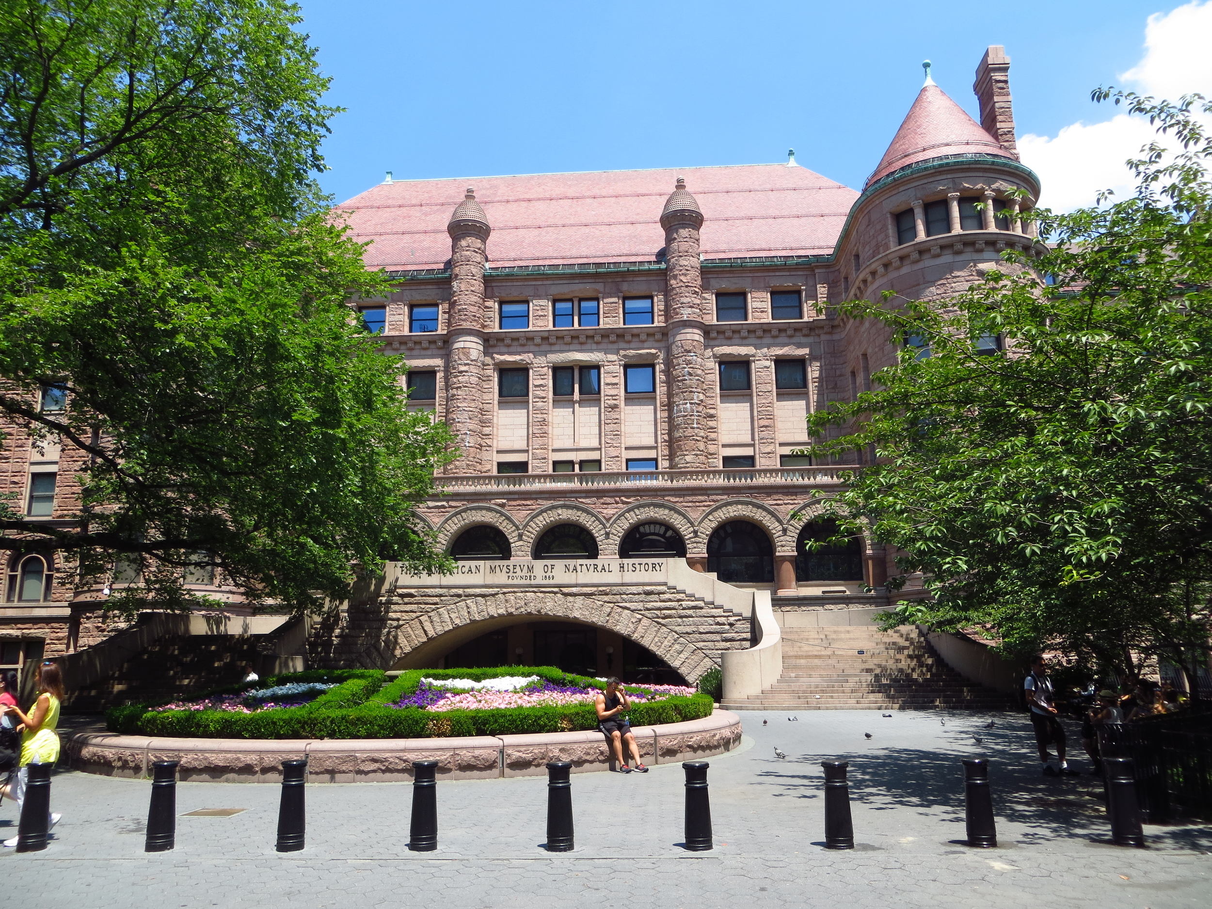 American Museum of Natural History (south entrance)