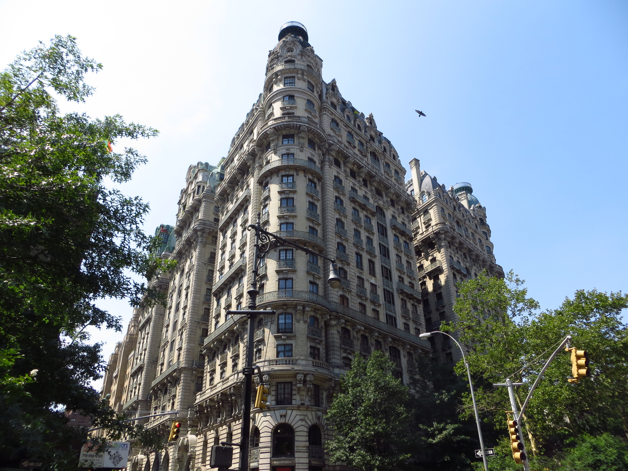 Ansonia (east / south face)