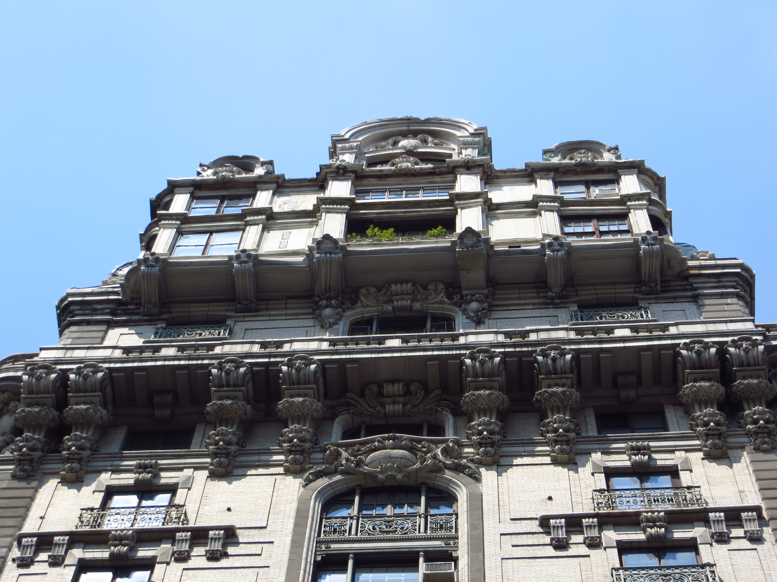 Ansonia again (it's kind of my favorite building)