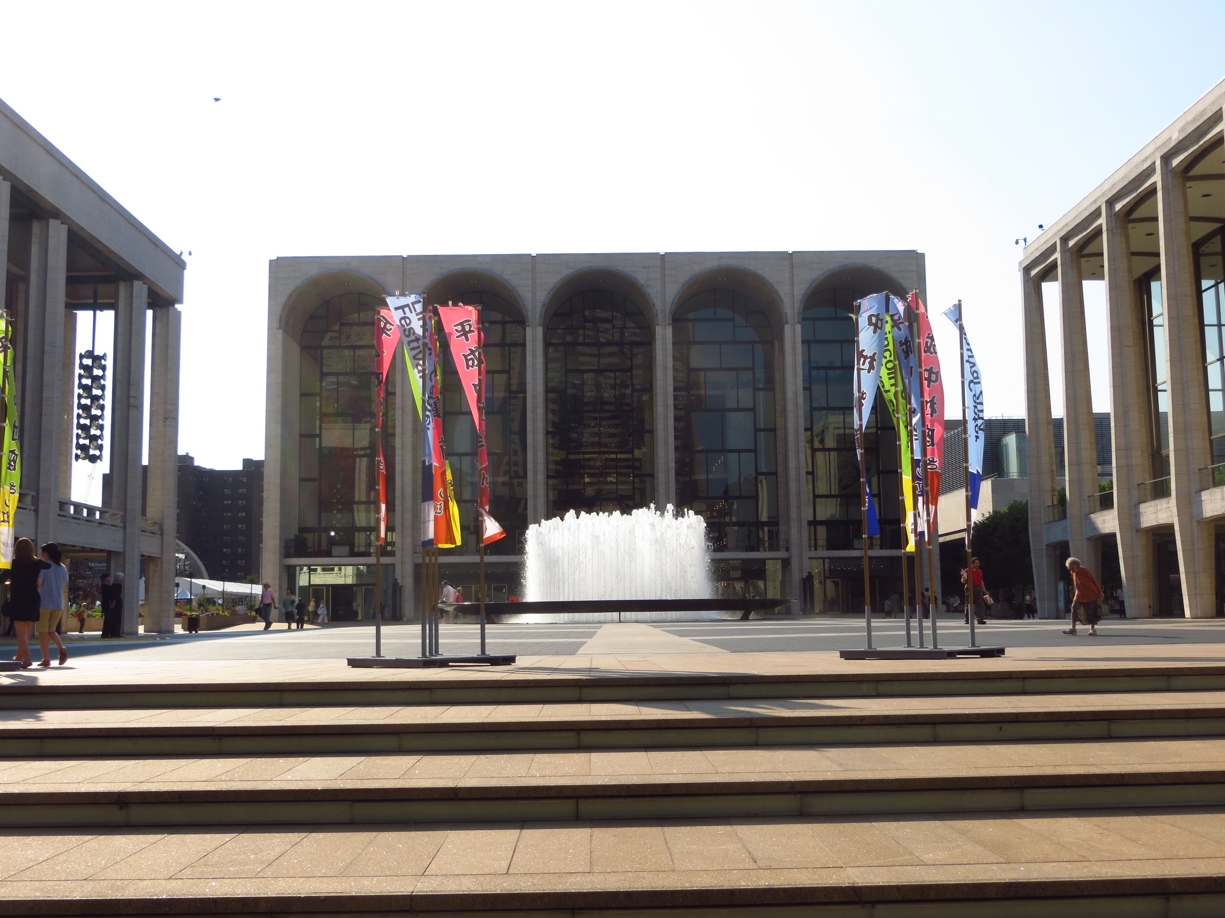 Lincoln Center (b. 1962)
