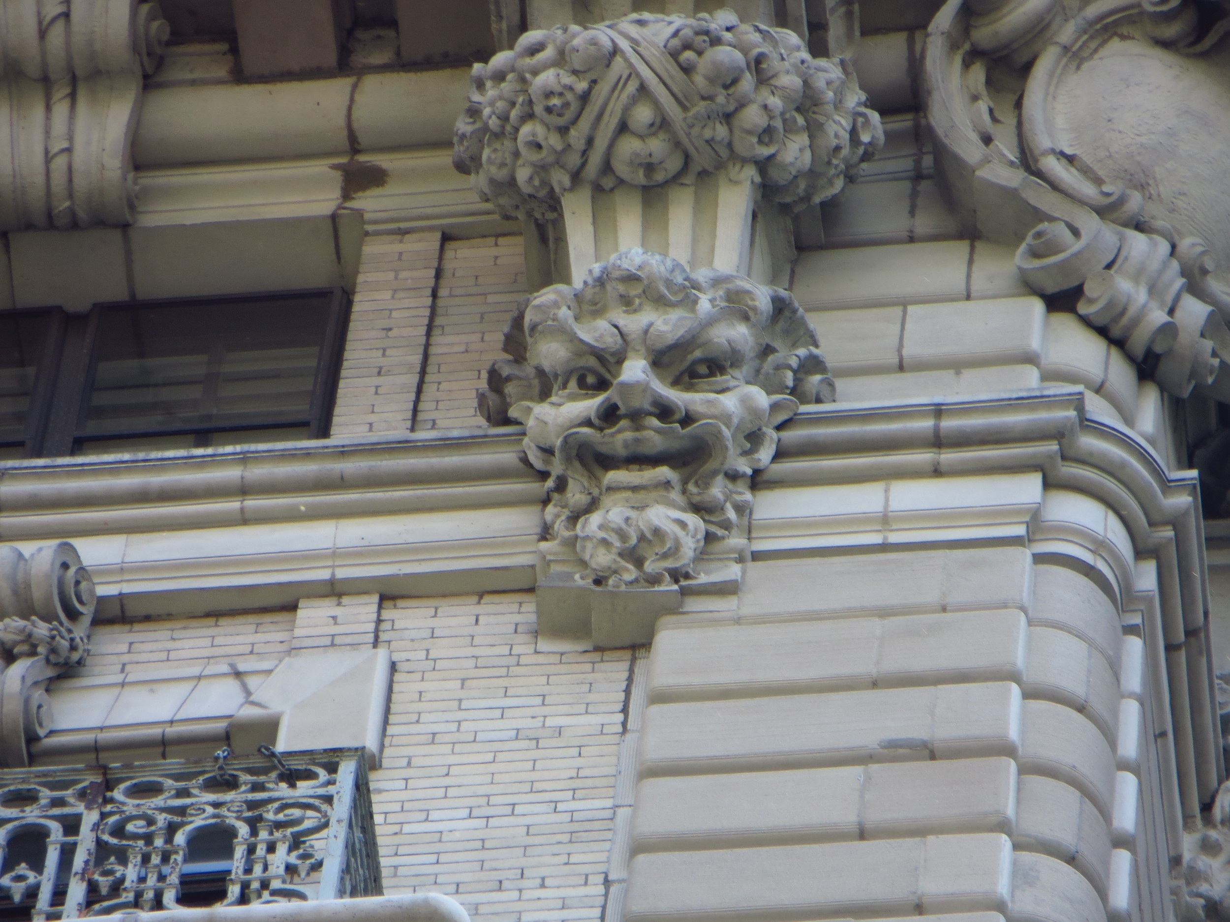 Another Ansonia Face