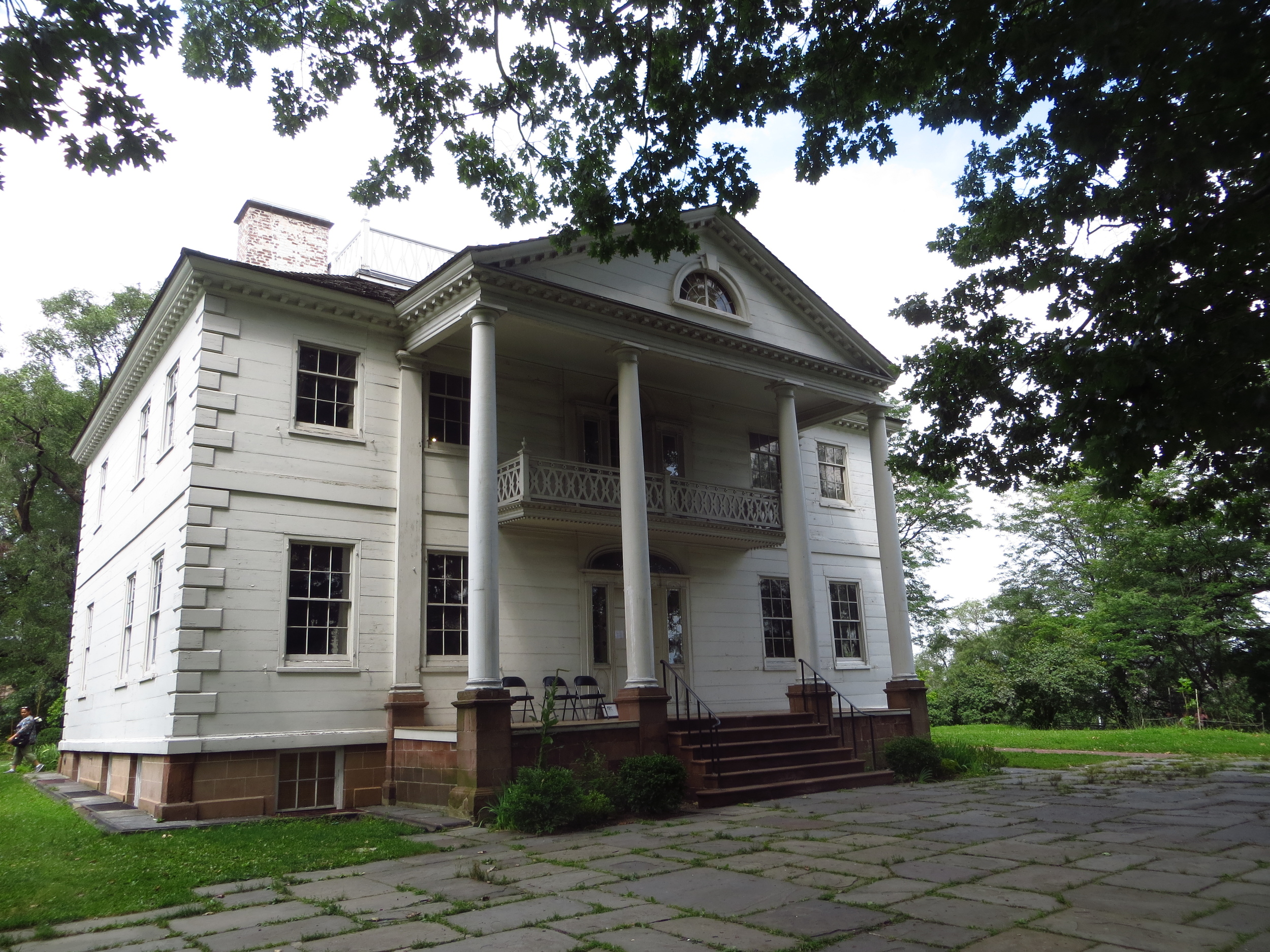Morris-Jumel Mansion front