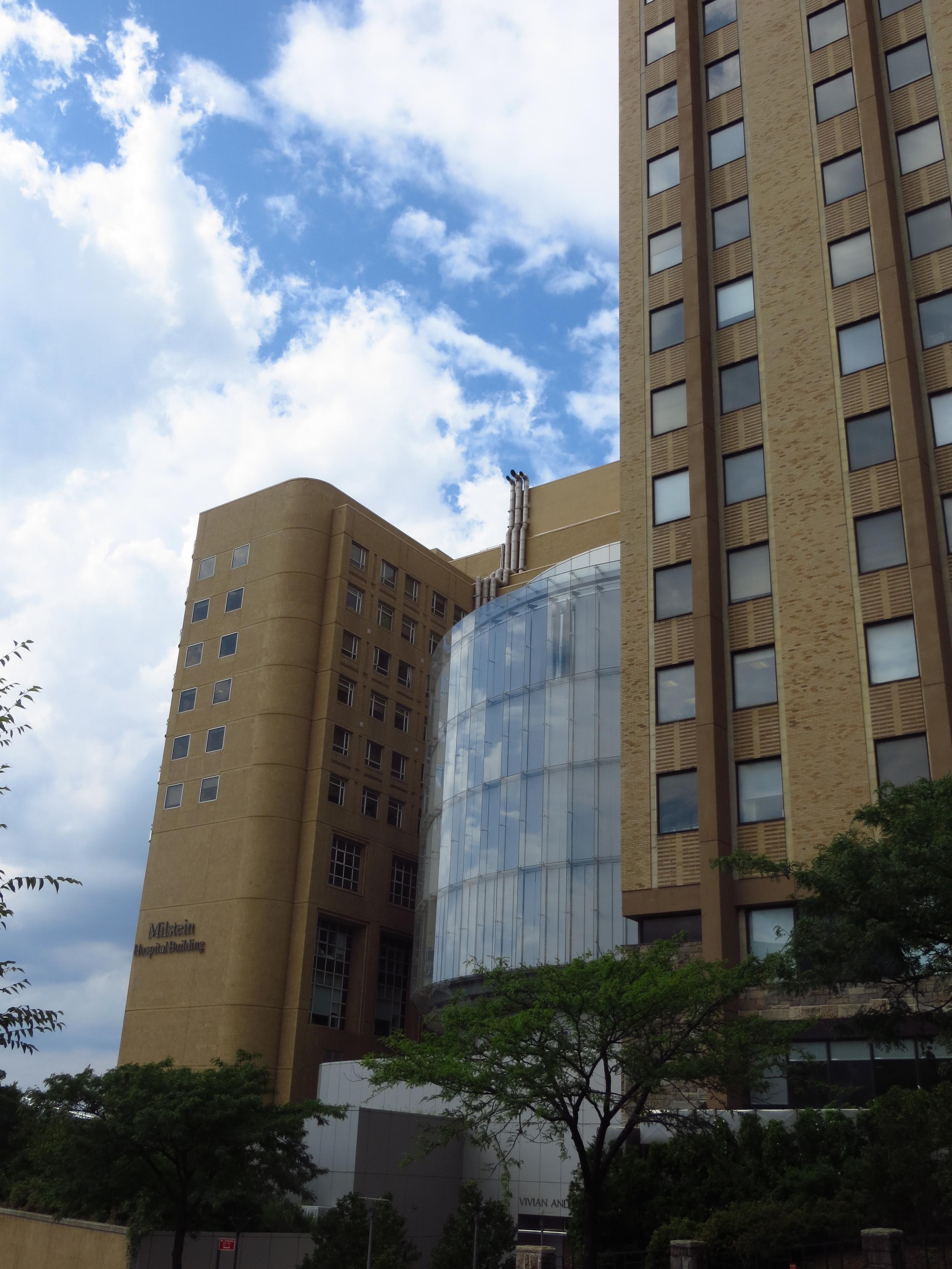 Columbia NY Presbyterian Hospital