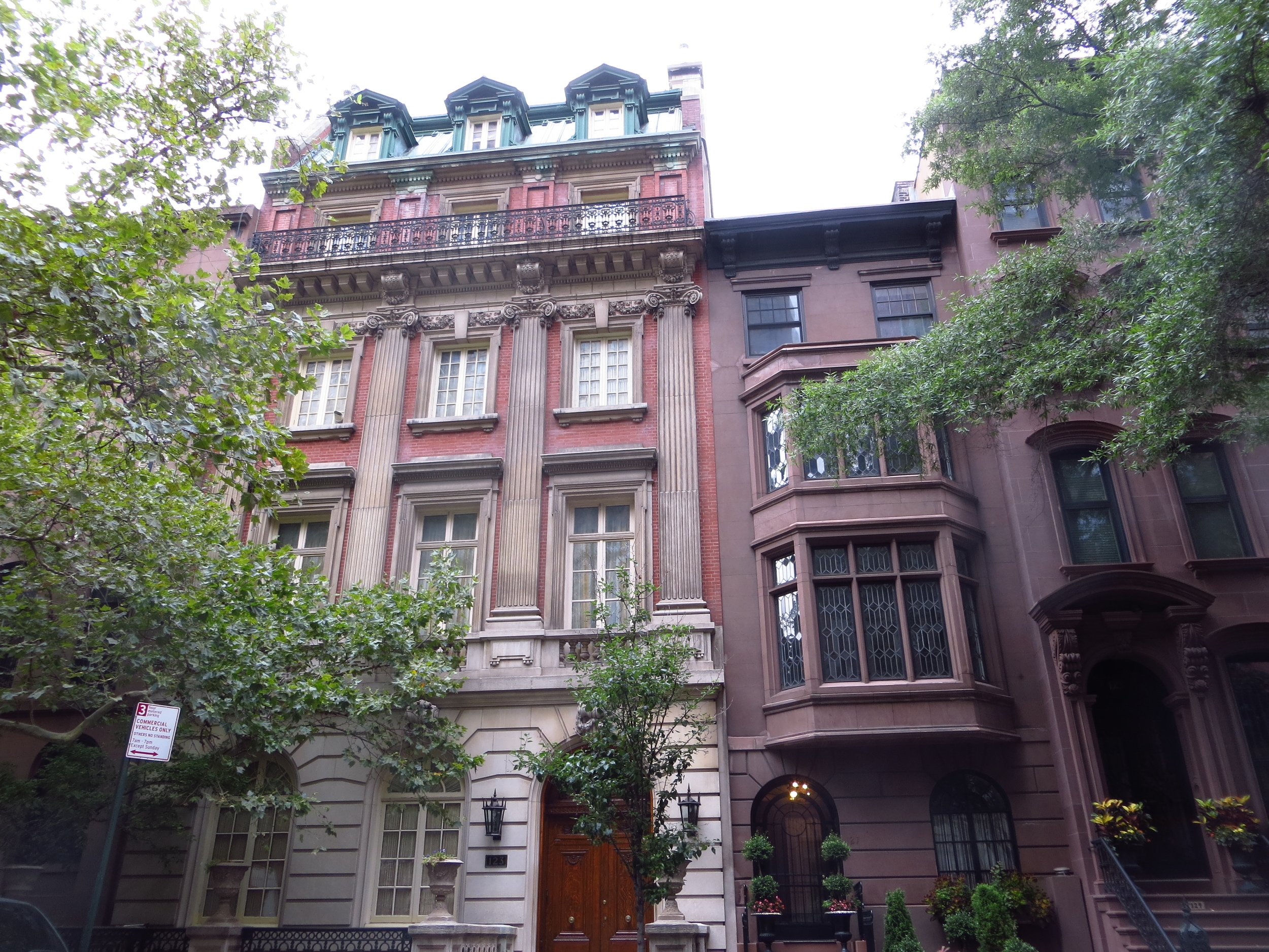 Murray Hill townhomes