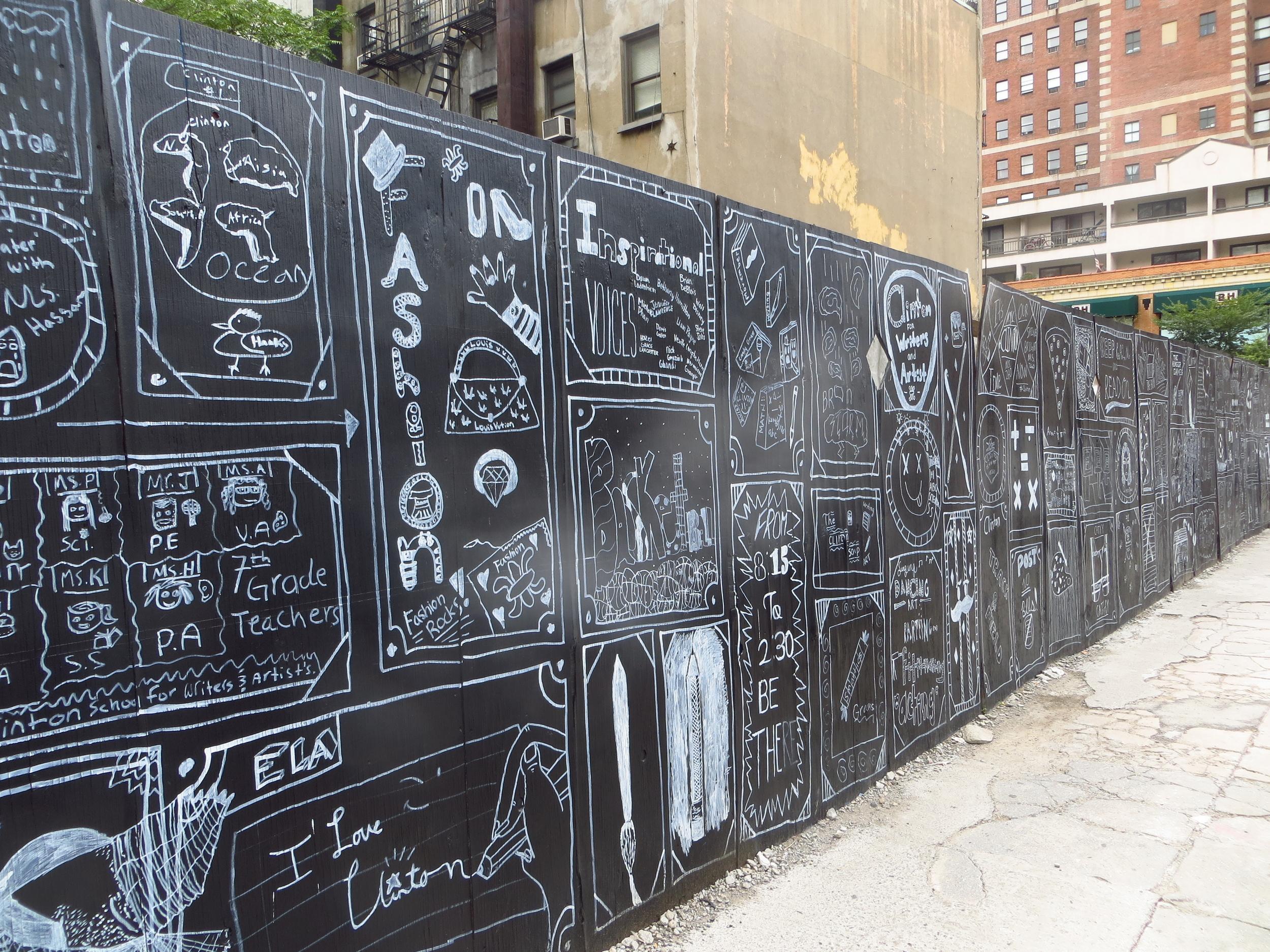 Chalk boards