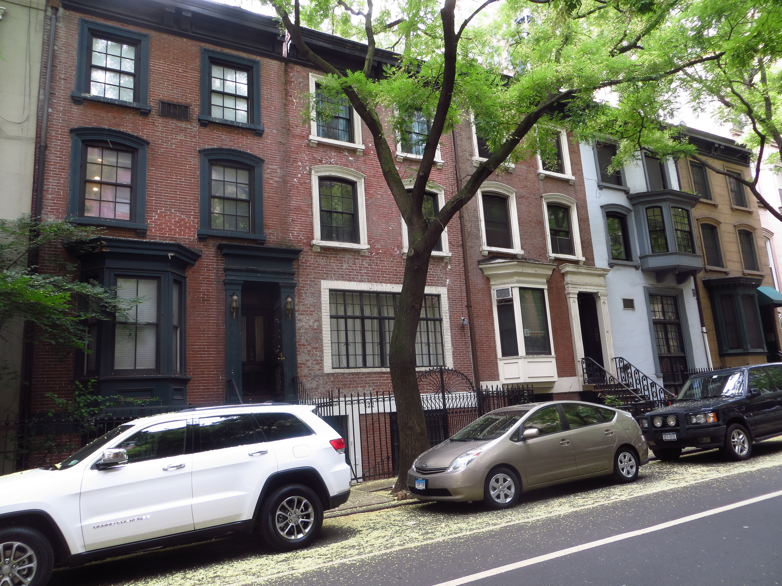 More Murray Hill townhomes