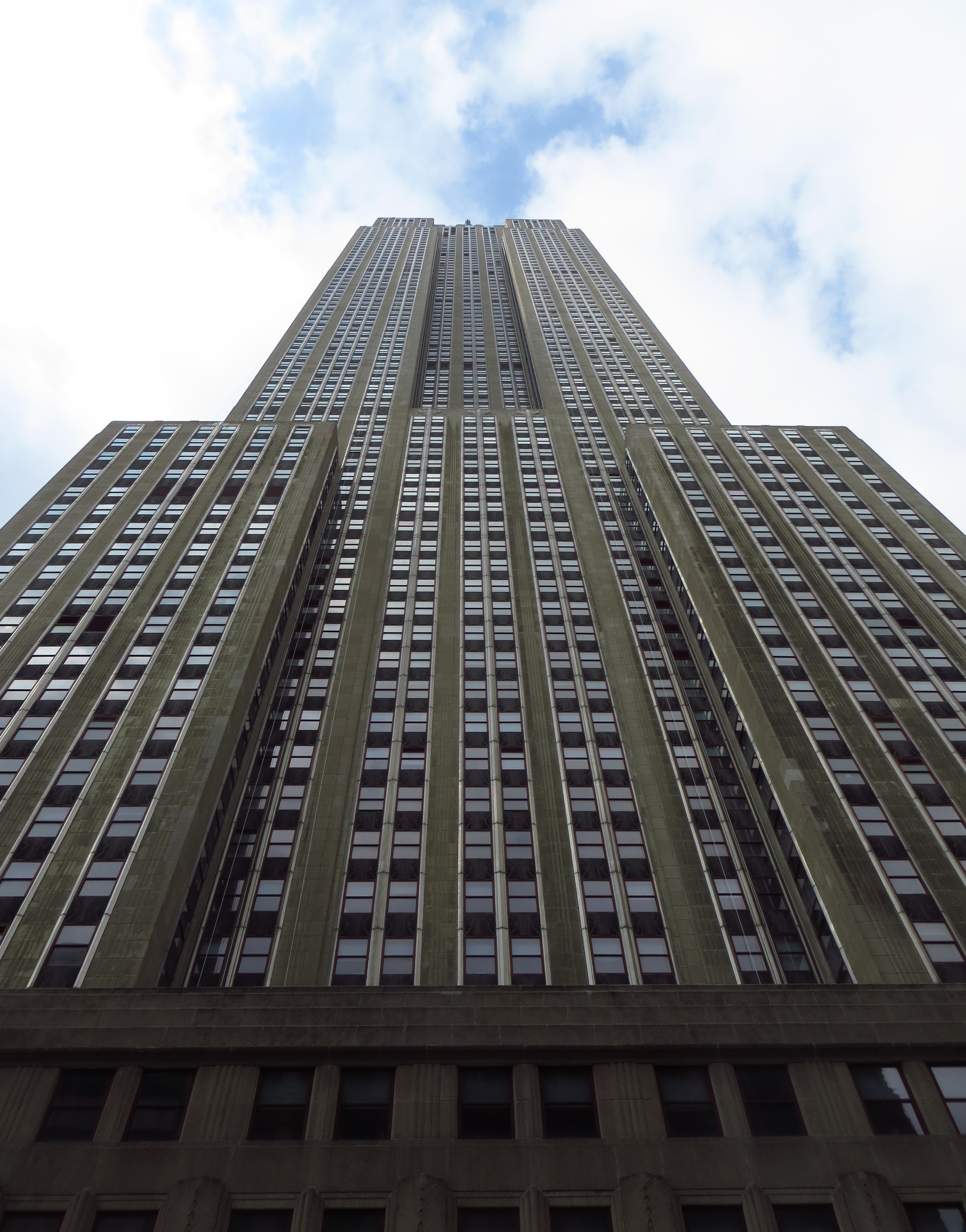 Side of Empire State Building (#5)