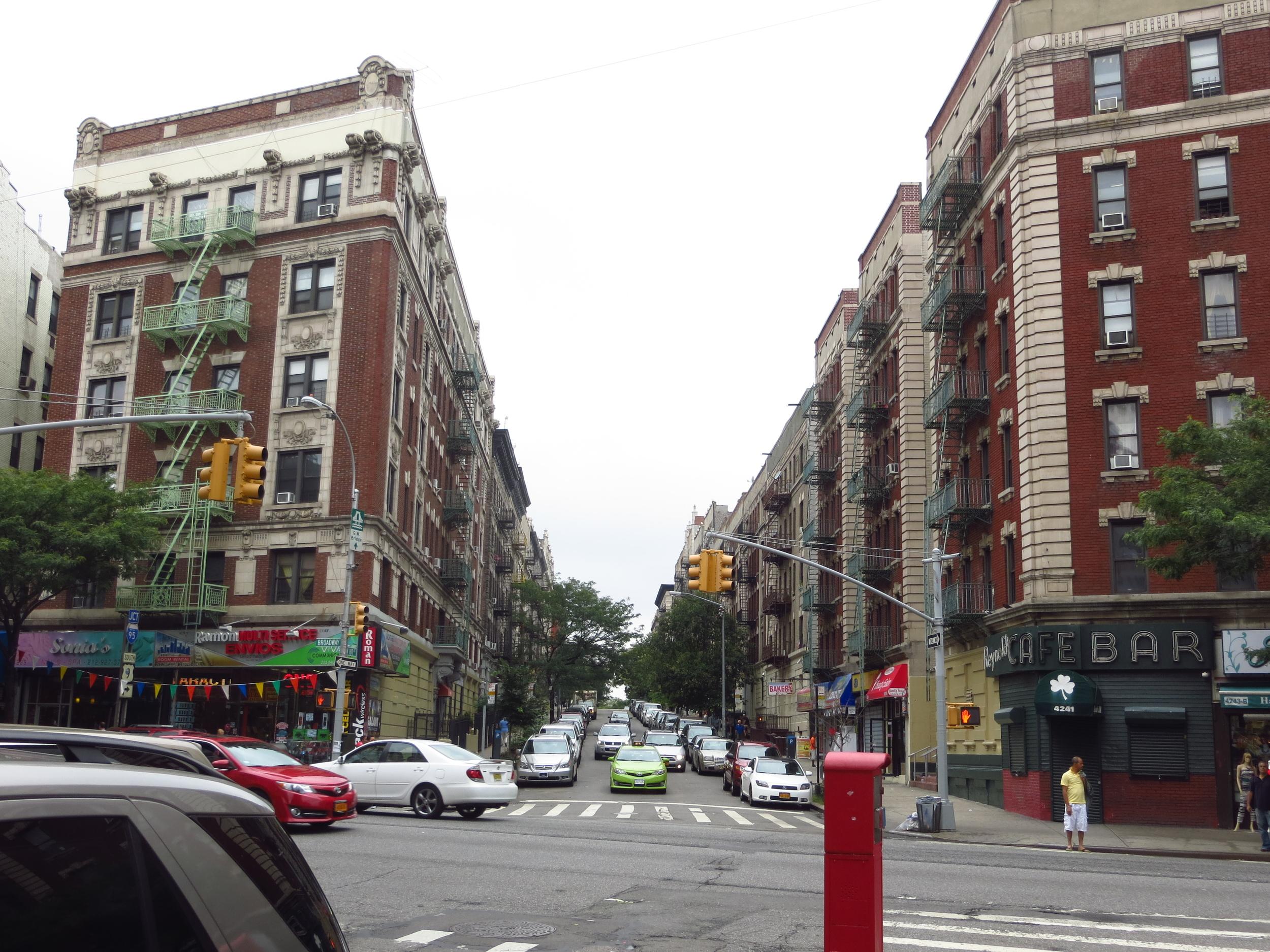 W 180th St.