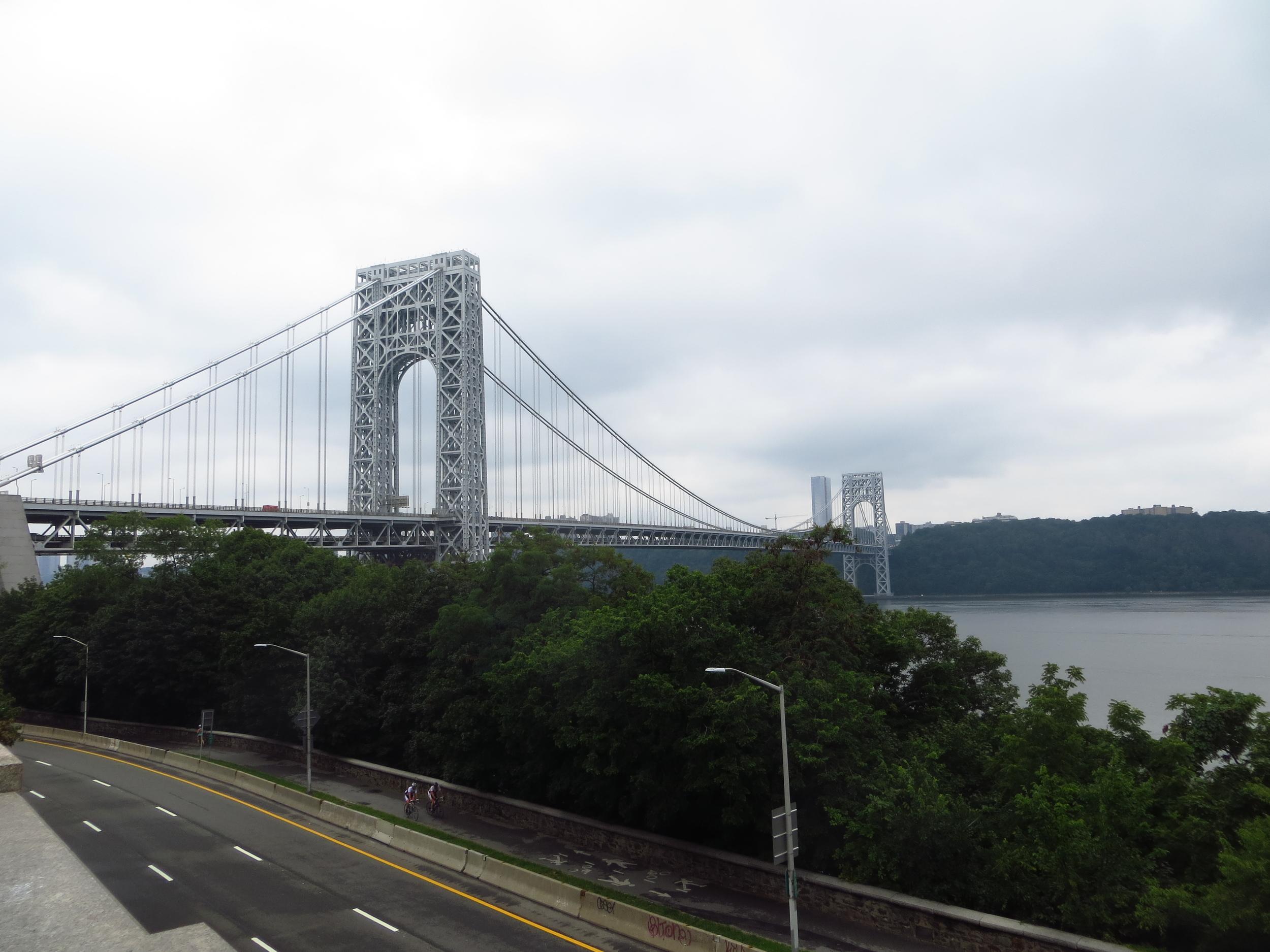 George Washington Bridge again
