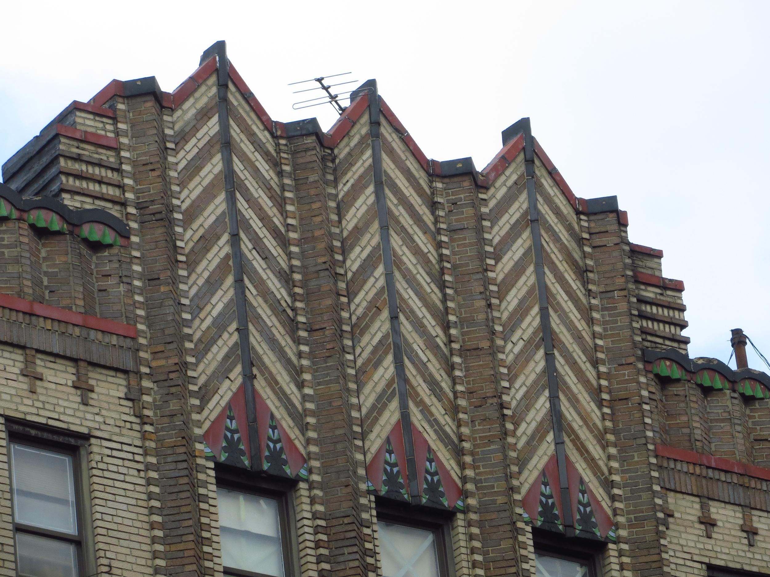 Cool brick patterns