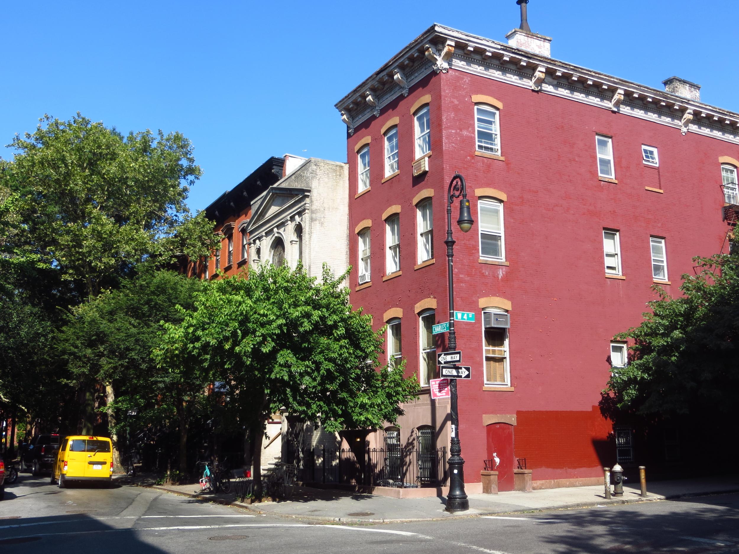 West Village block