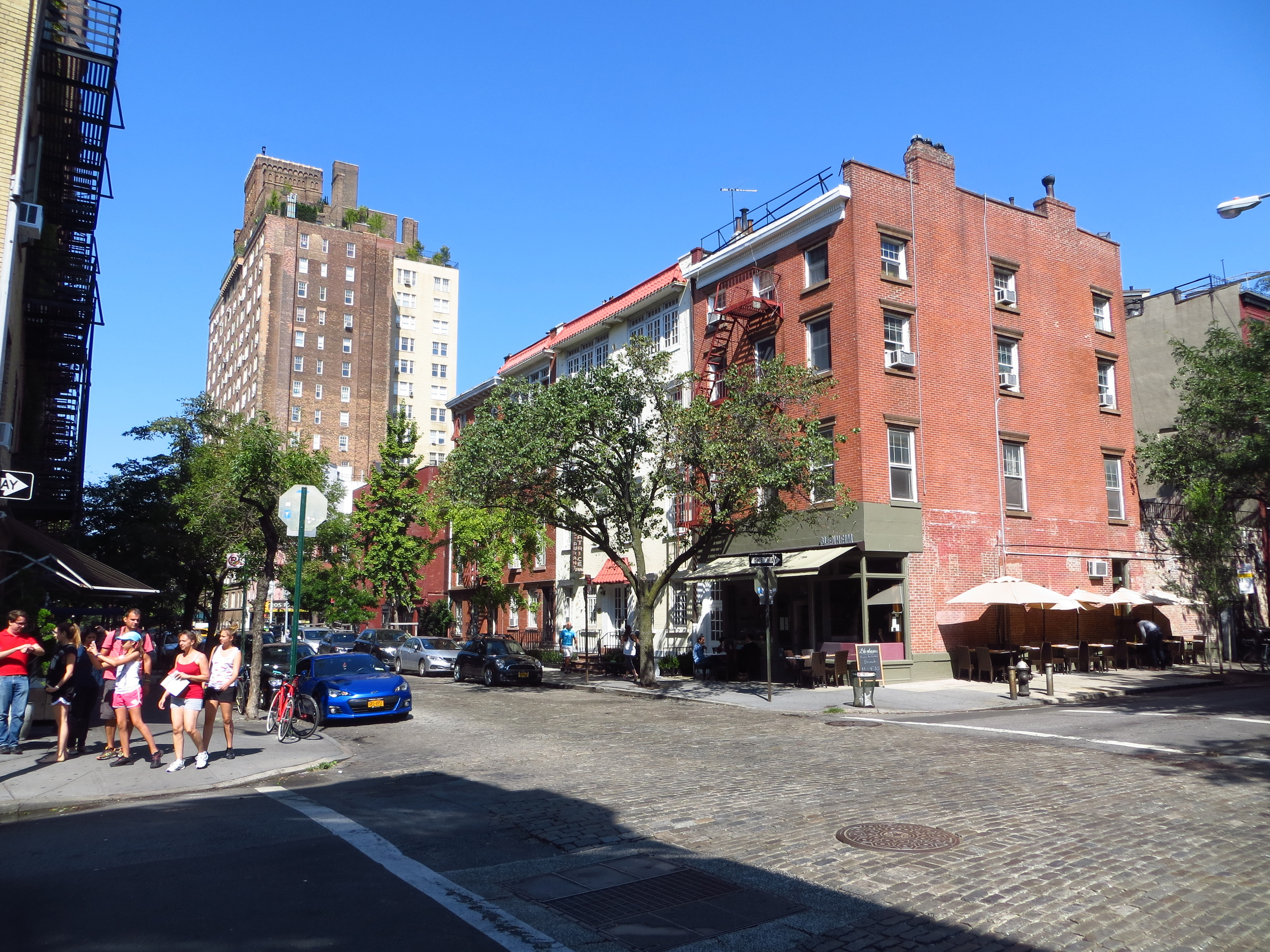 West Village block