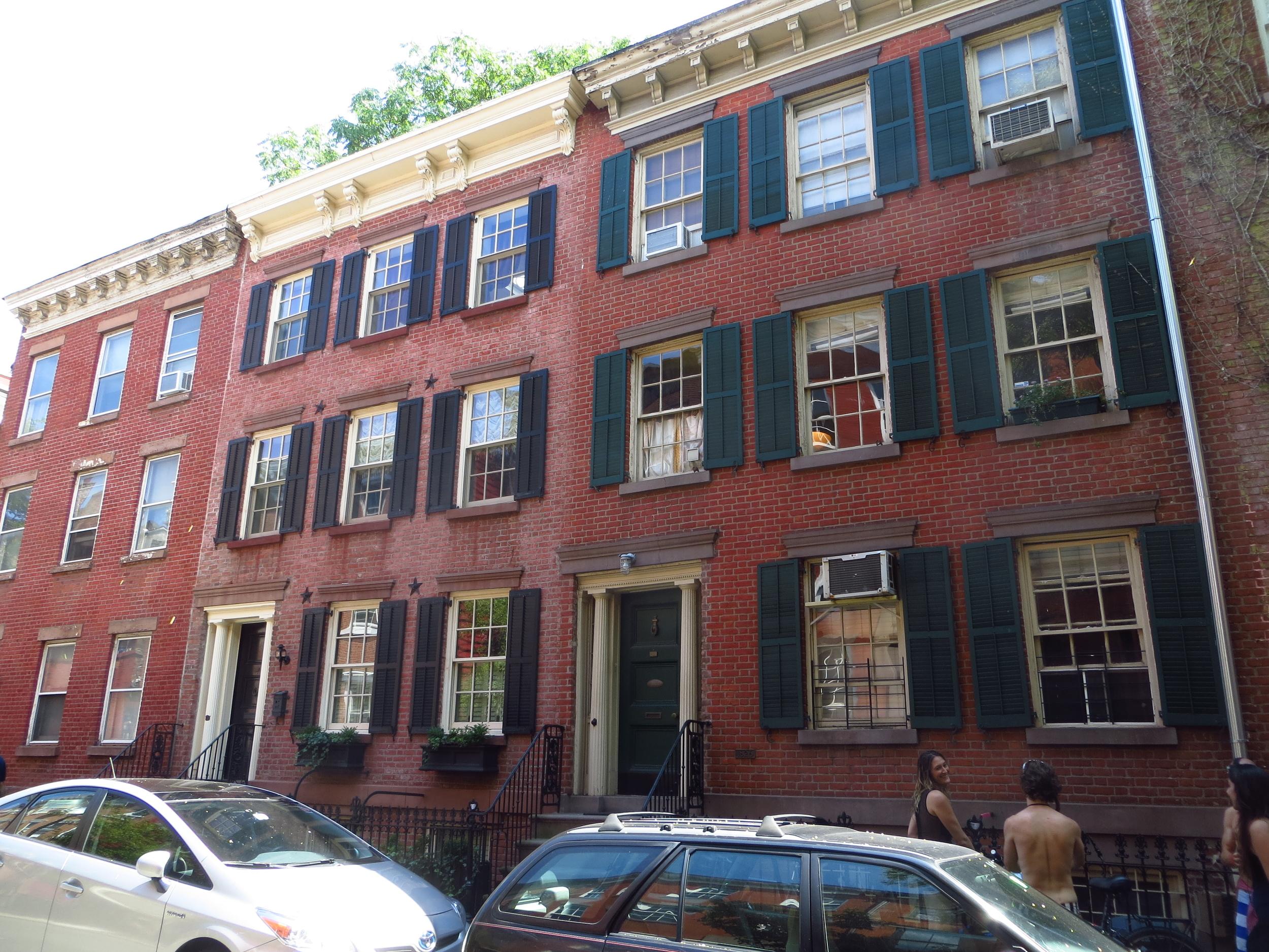 Houses built in 1826