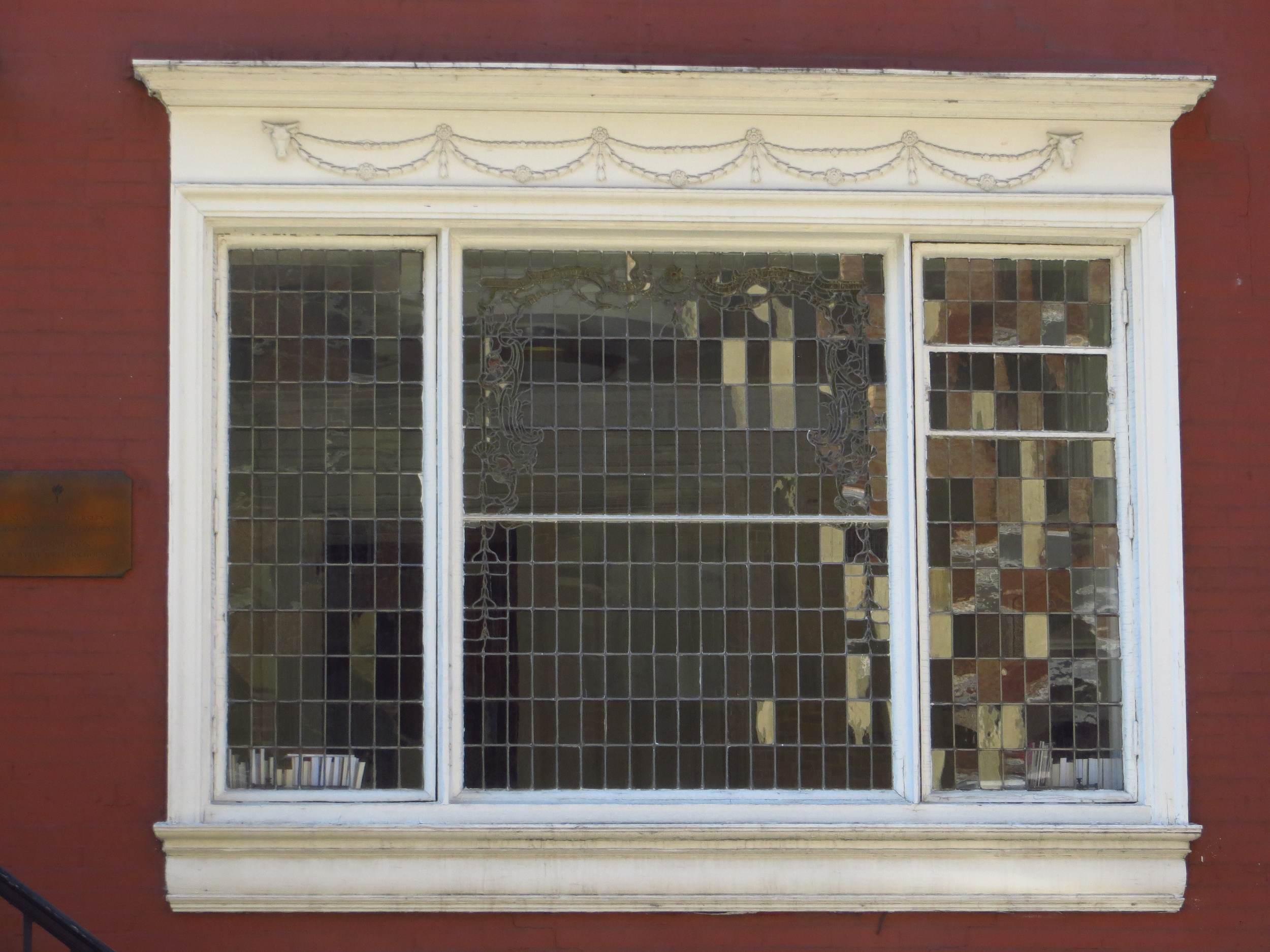 Another cool old window