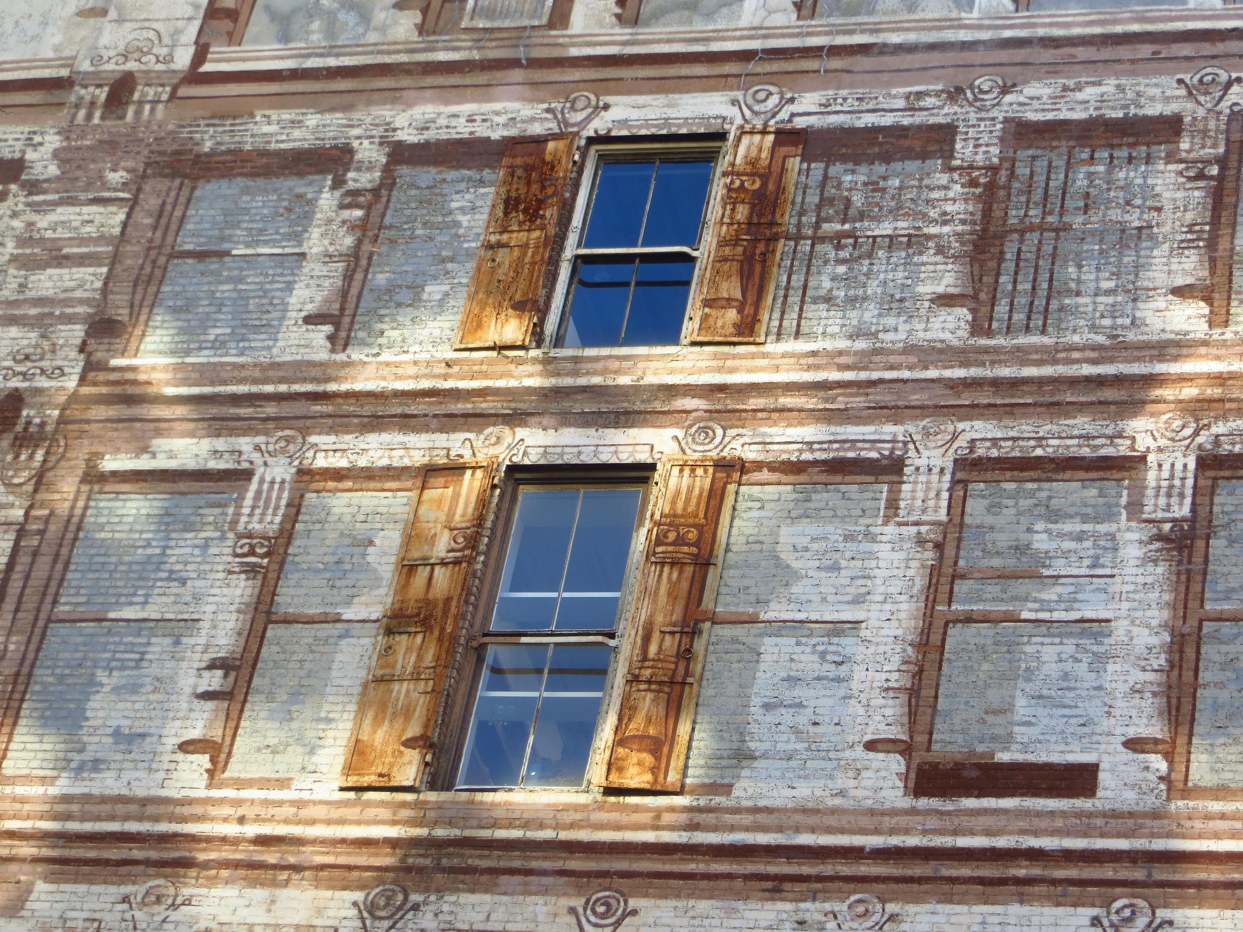 Windows, real and fake