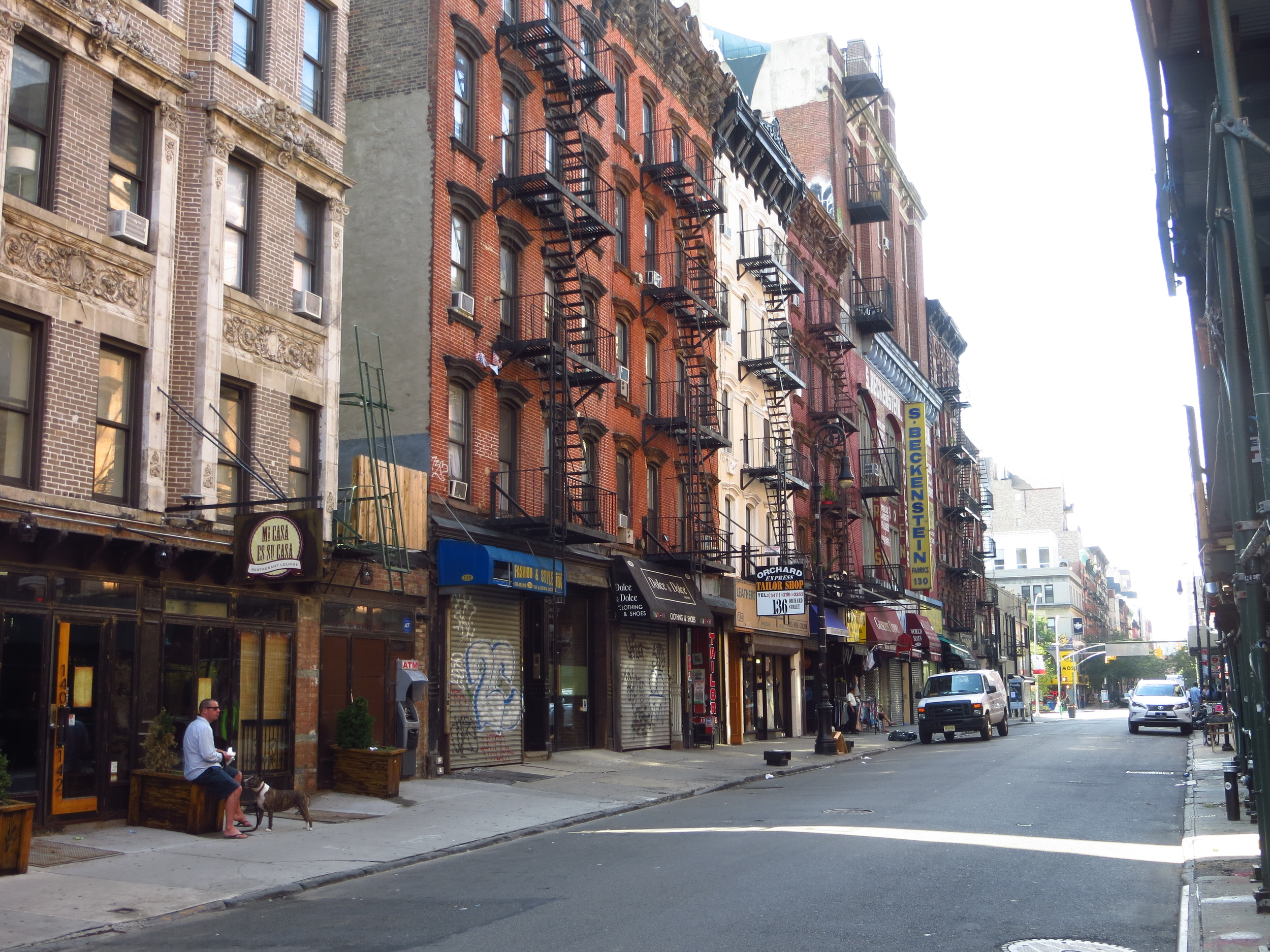Orchard St.