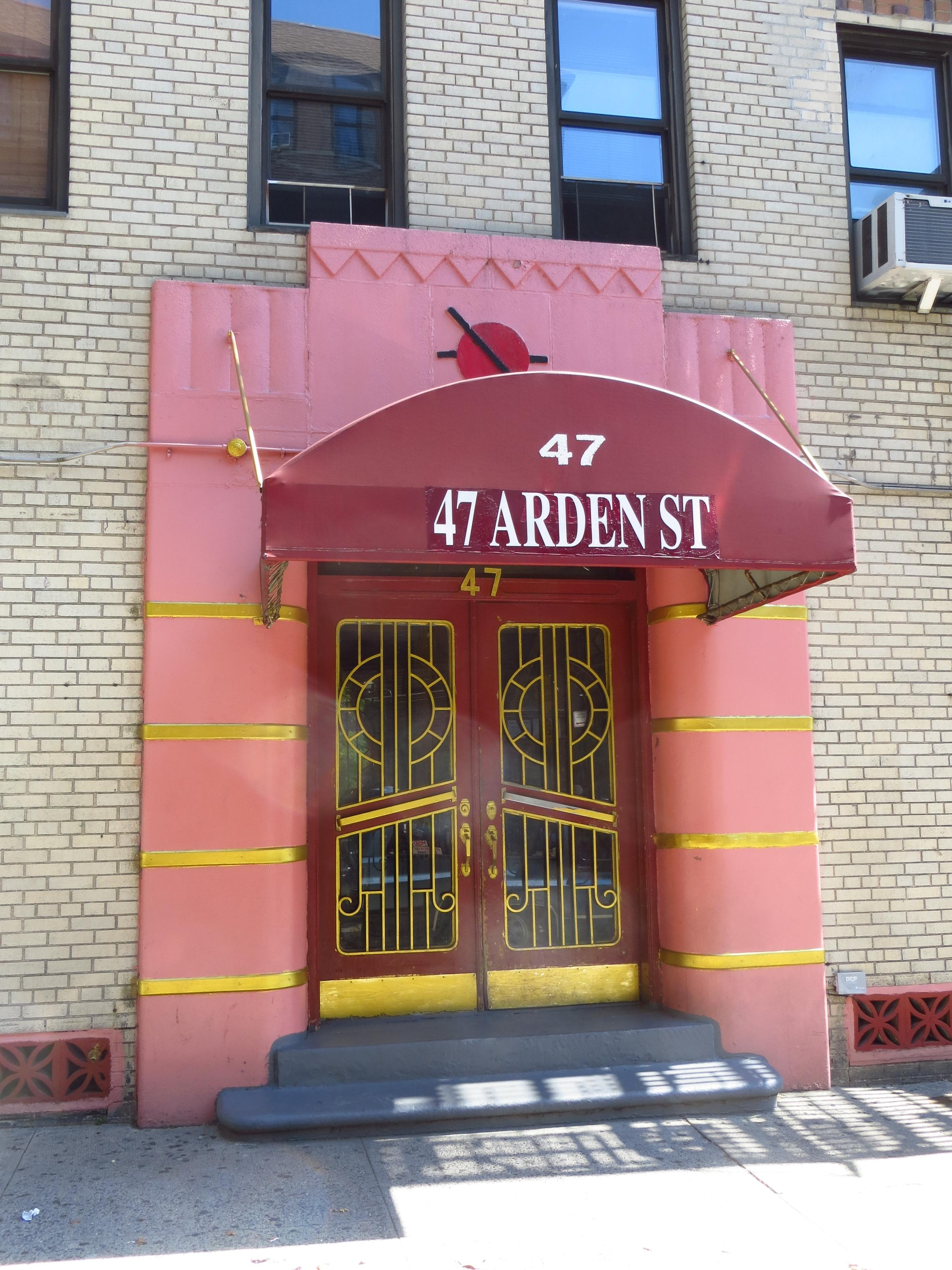 47 Arden St.