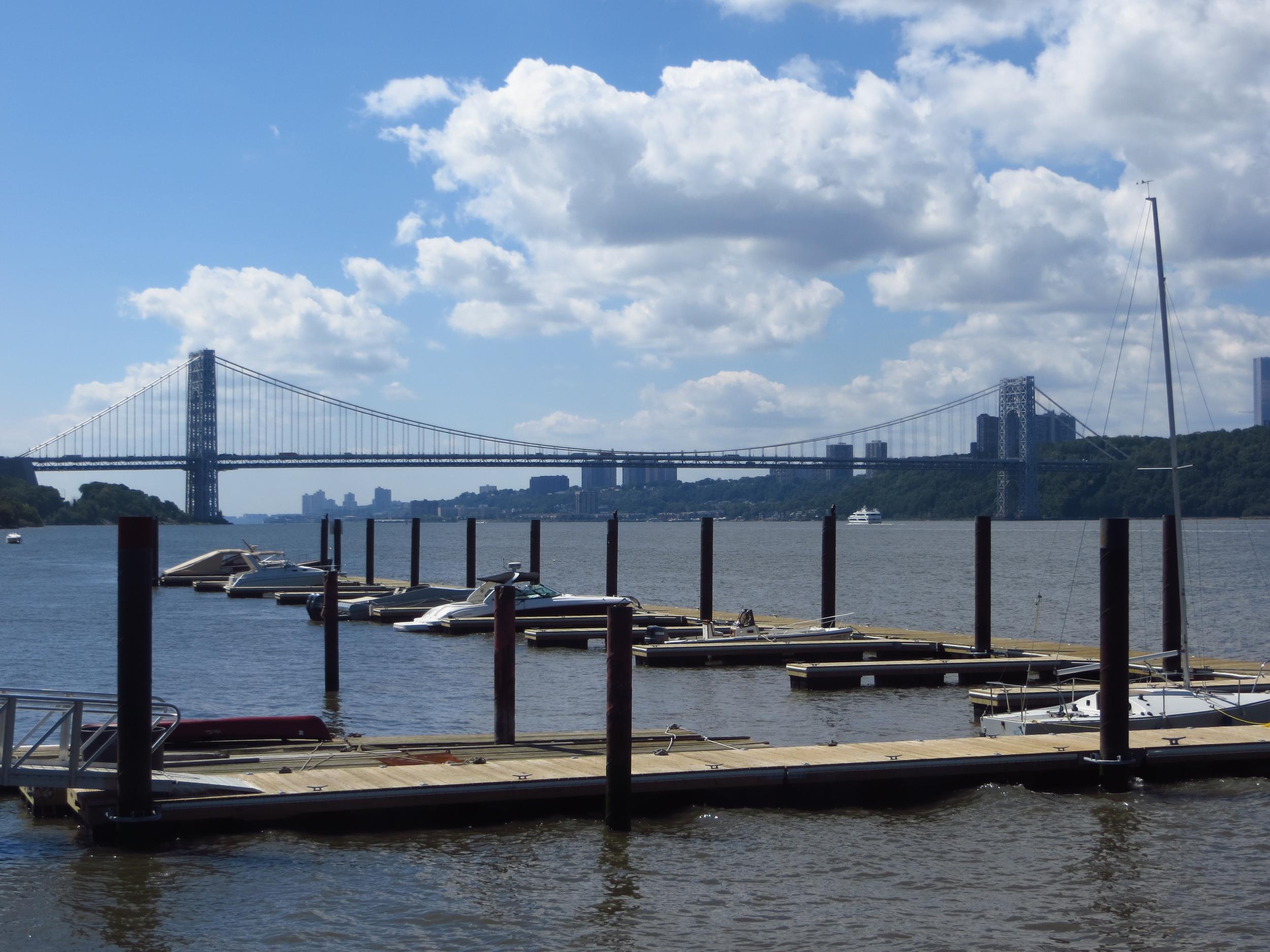 View from La Marina