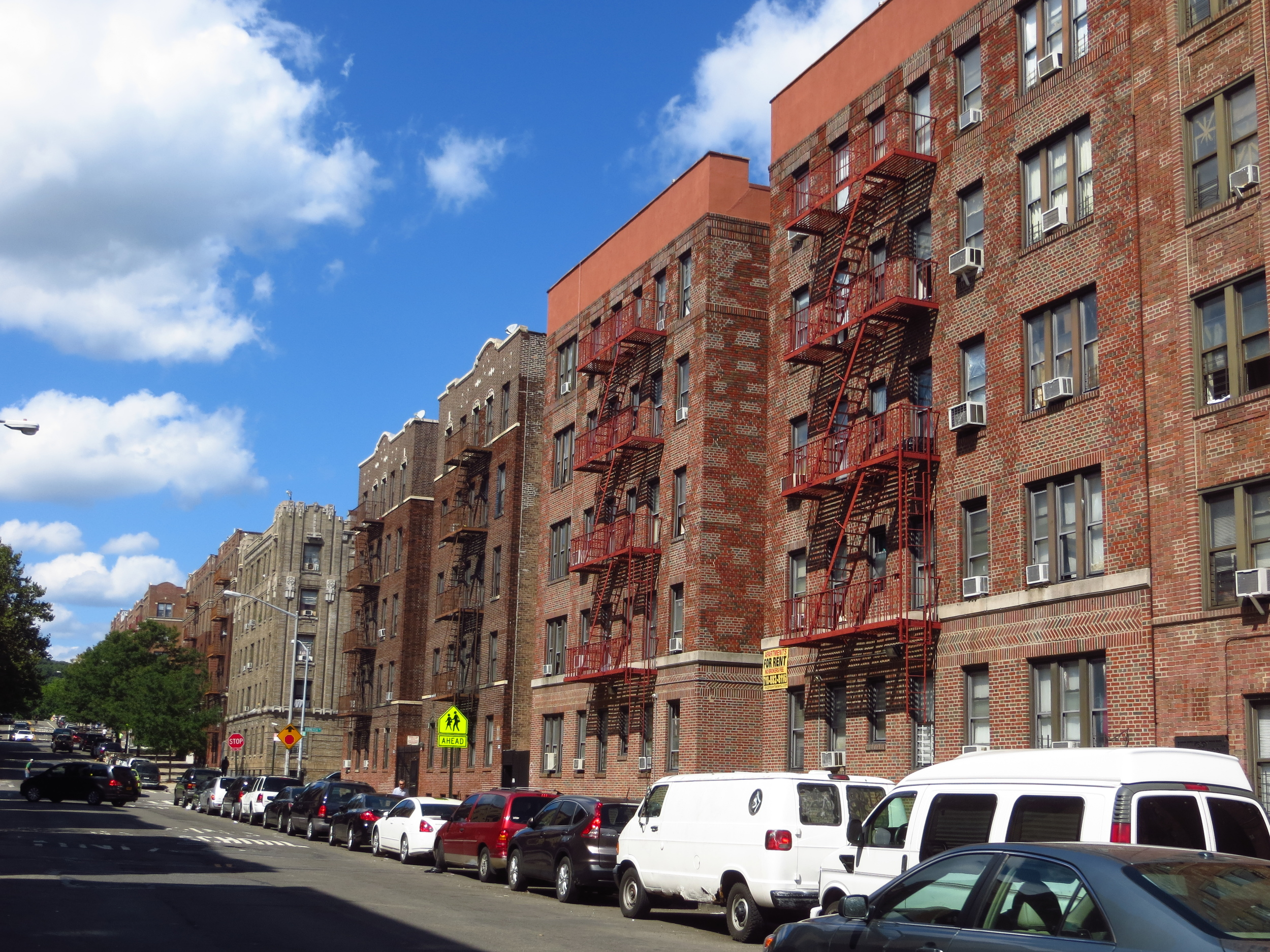 Typical Inwood Street