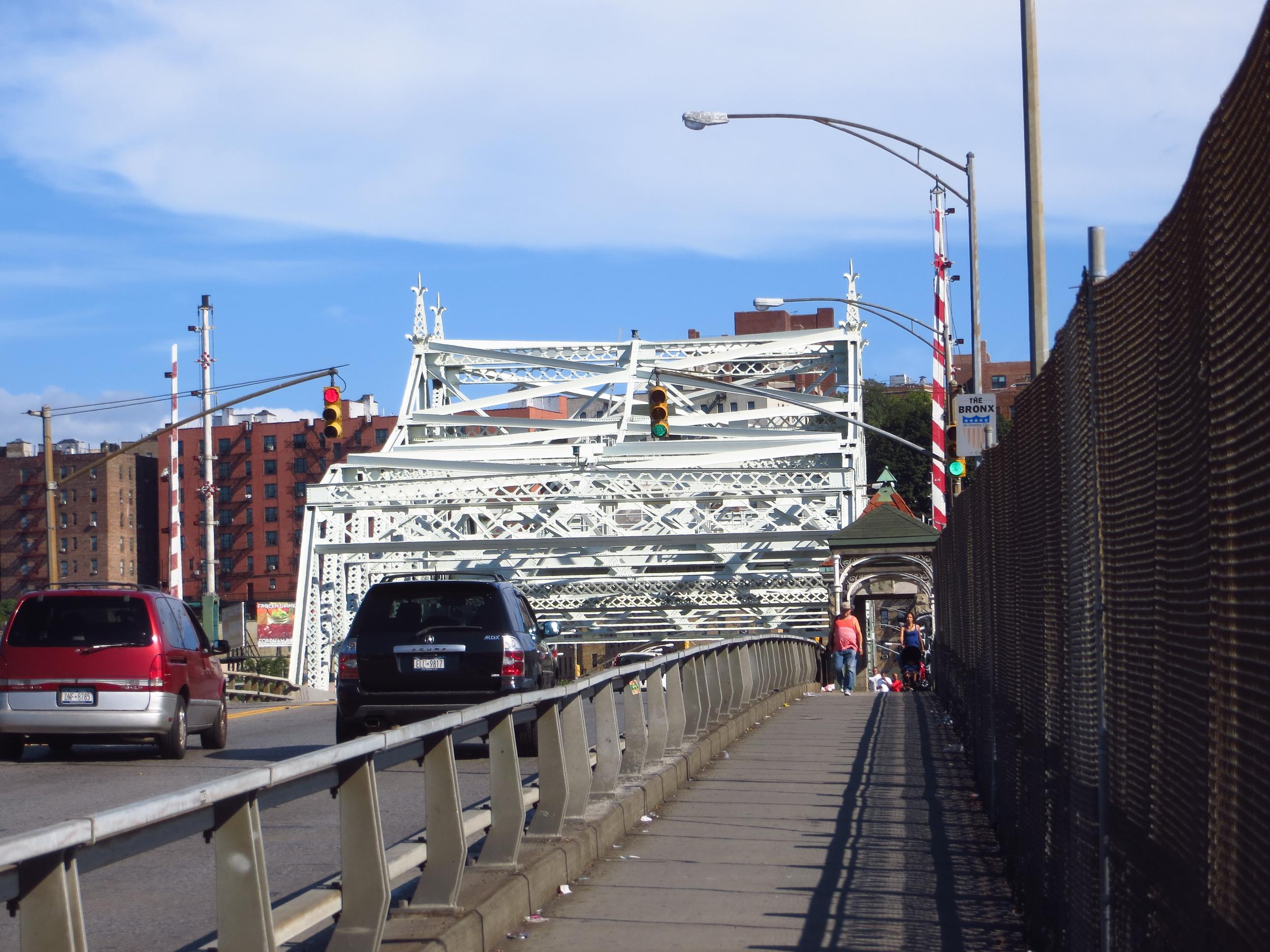 Bridge to the Bronx