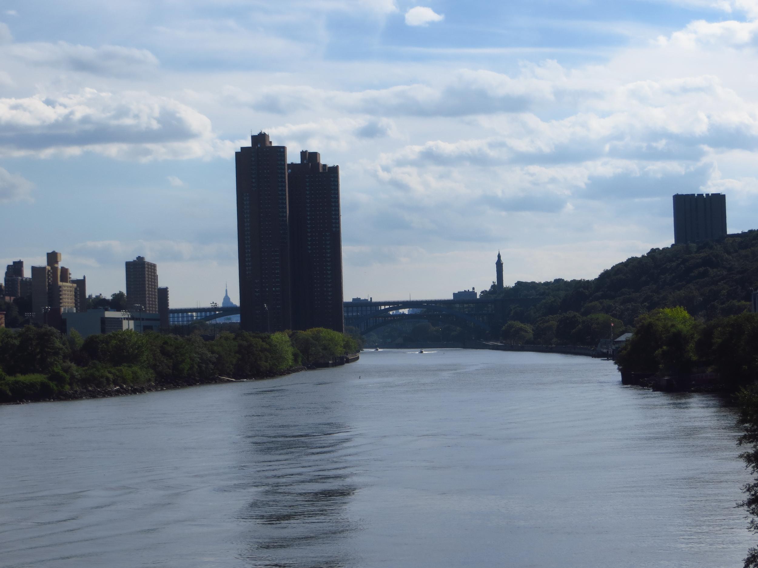 Harlem River looking south