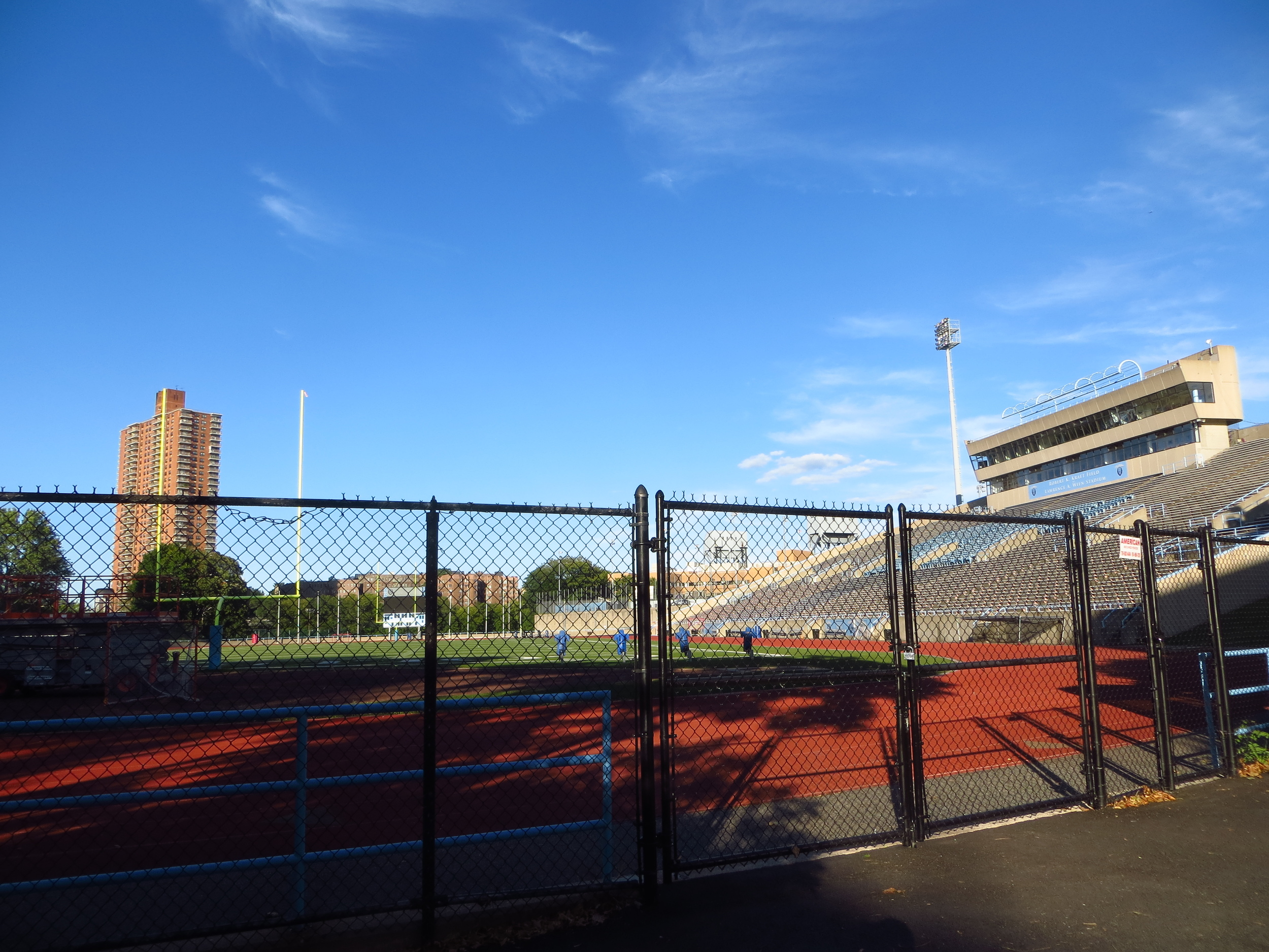This is where Columbia loses football games (0-10 in 2013)