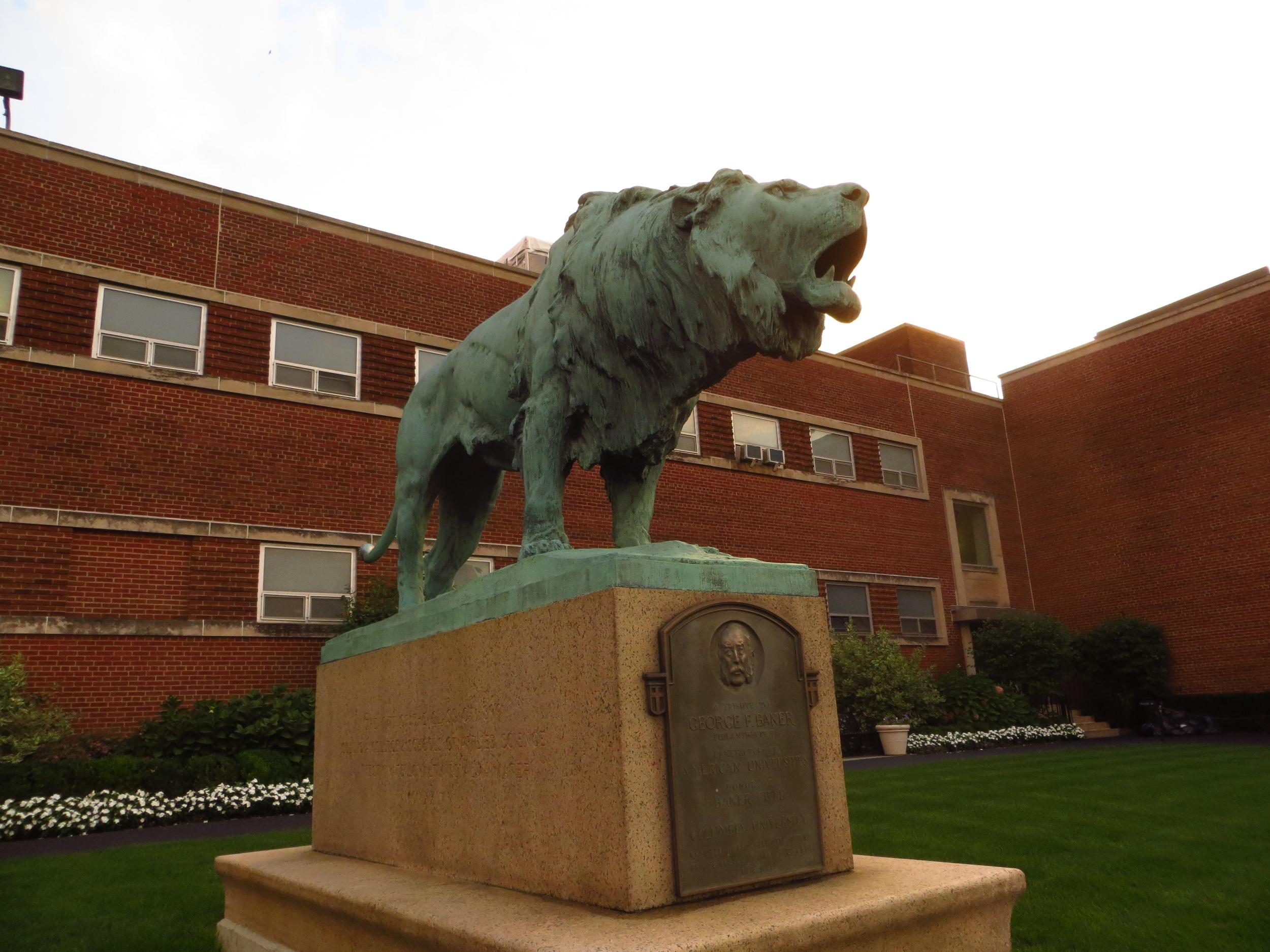 Columbia Lion