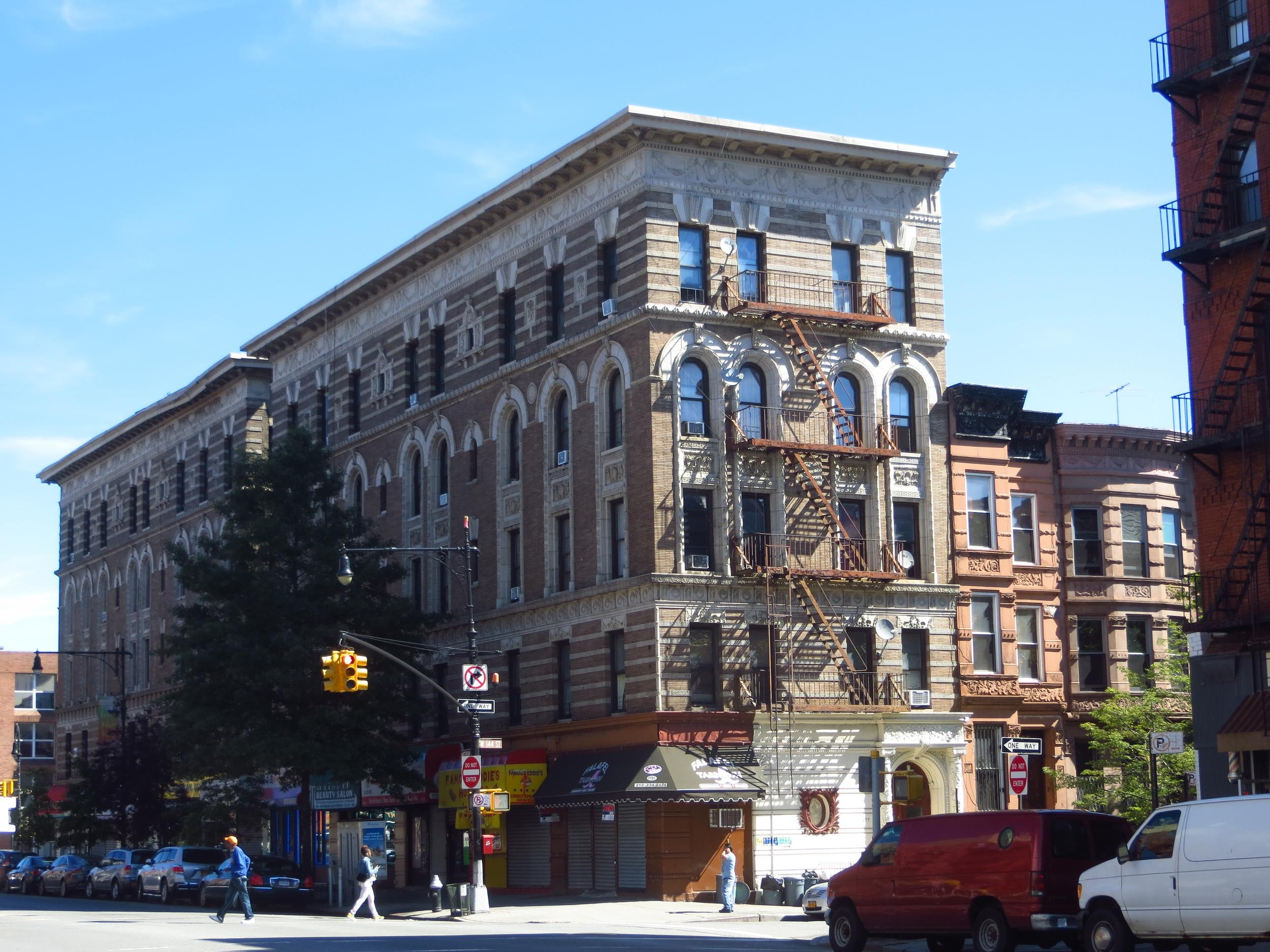 Harlem intersection