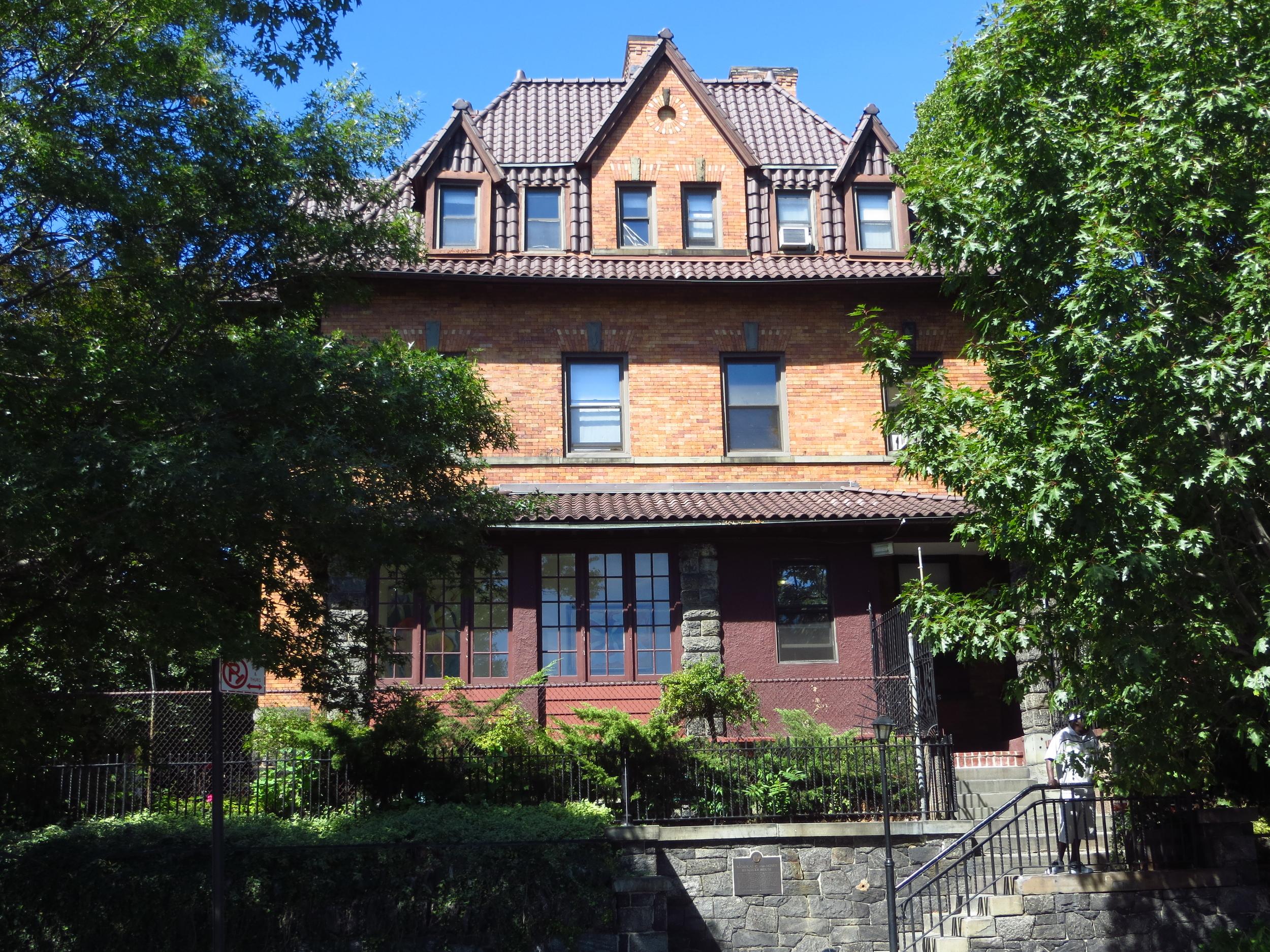 Sugar Hill mansion