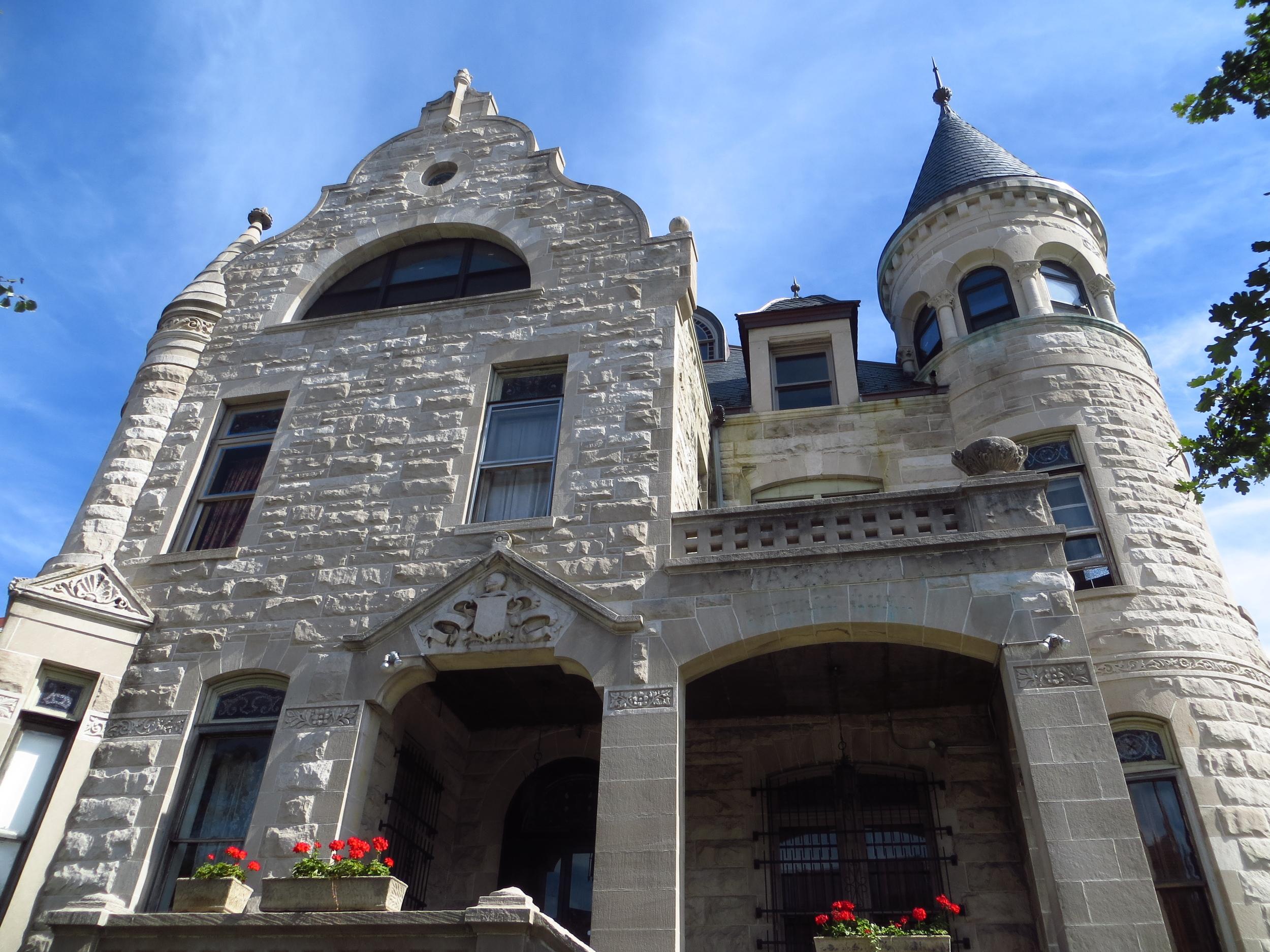 Bailey Mansion (again)