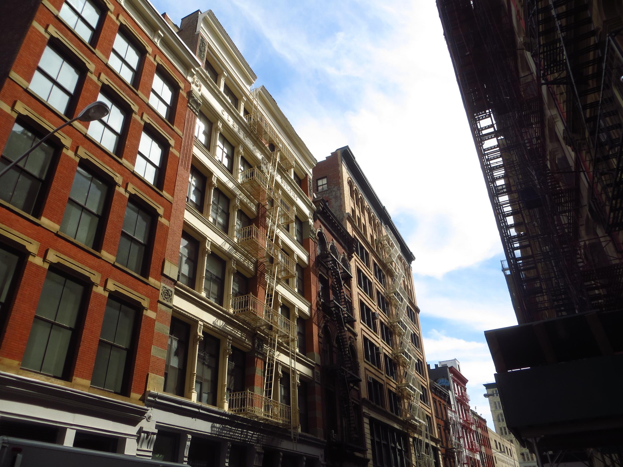 More Lispenard buildings