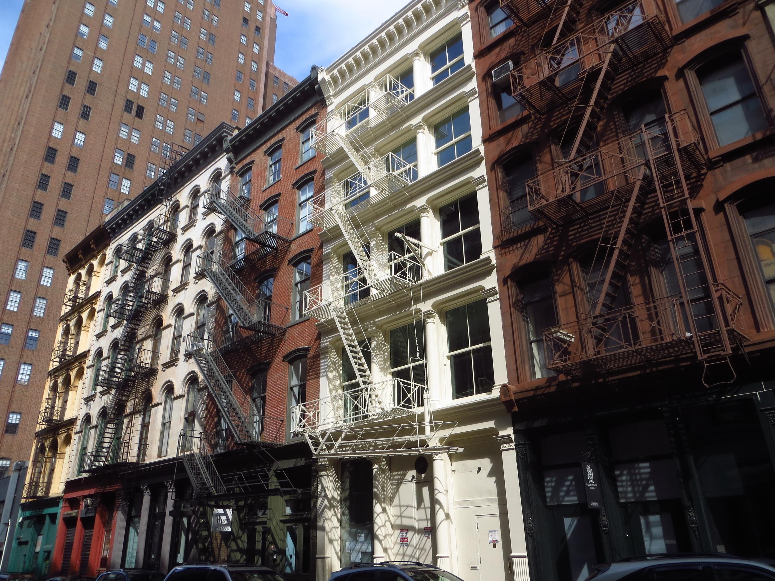 More Walker St. buildings